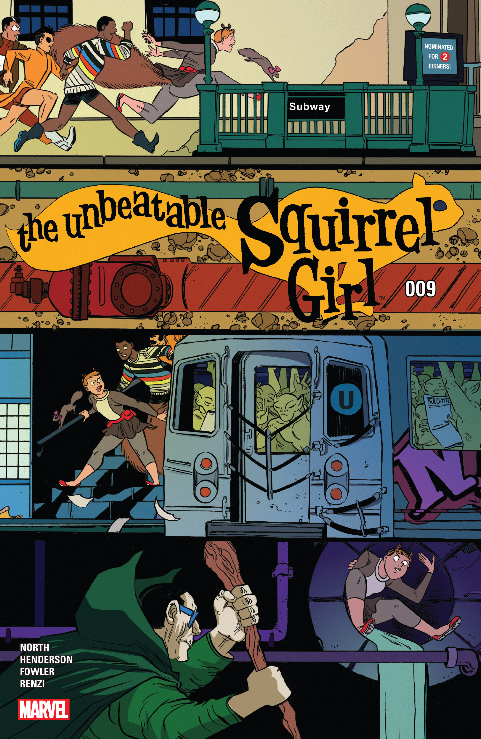 The Unbeatable Squirrel Girl II 9 Page 1