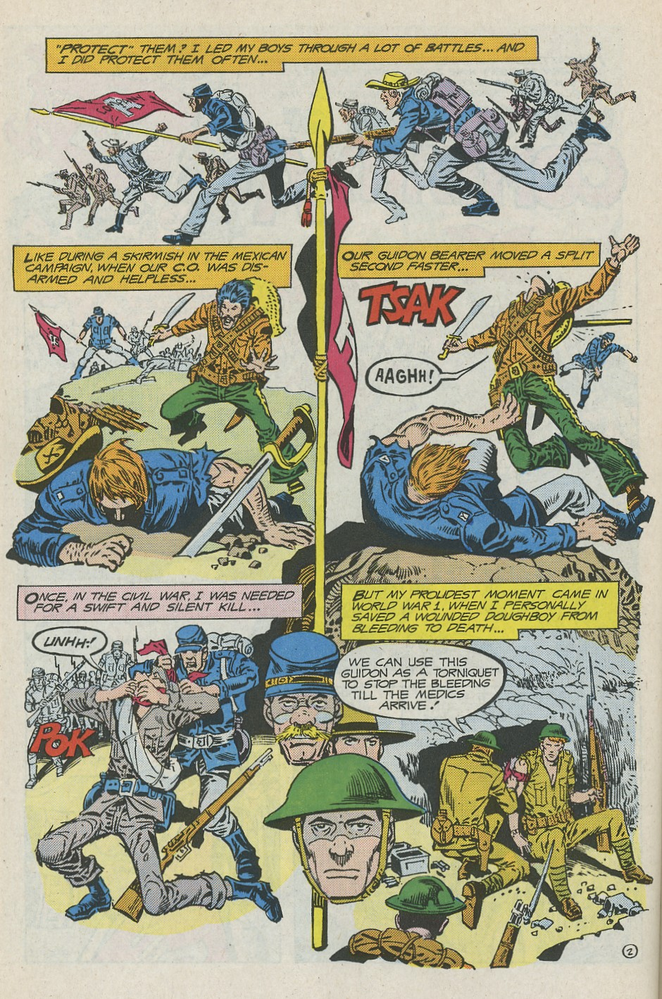 G.I. Combat (1952) Issue #288 #288 - English 25