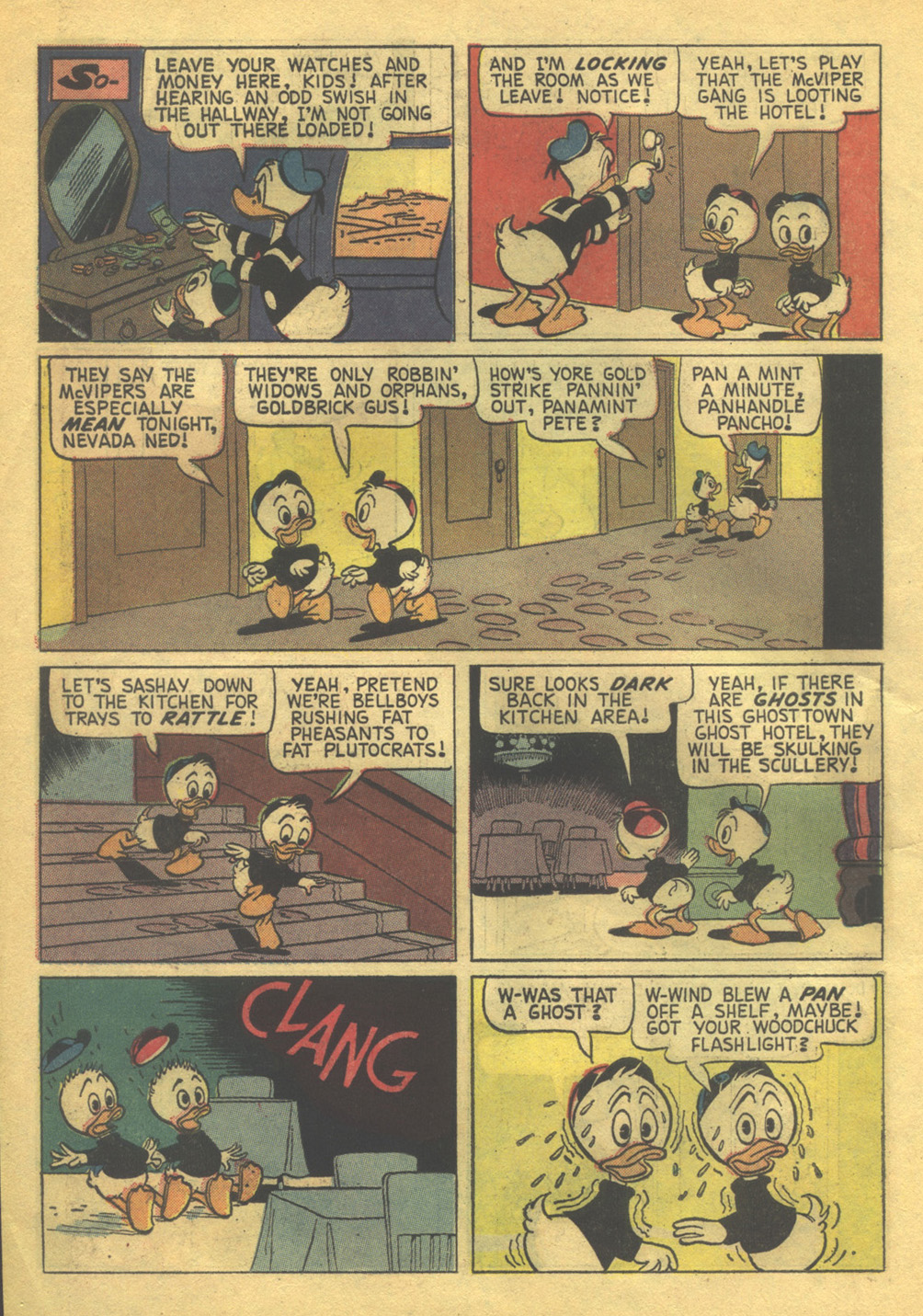 Uncle Scrooge (1953) Issue #56 #56 - English 10