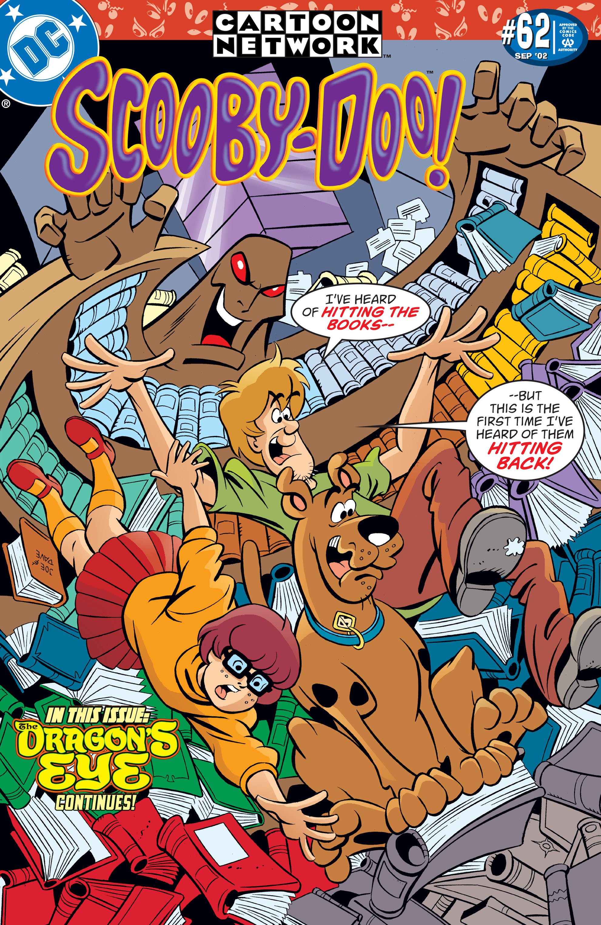 Read online Scooby-Doo (1997) comic -  Issue #62 - 1