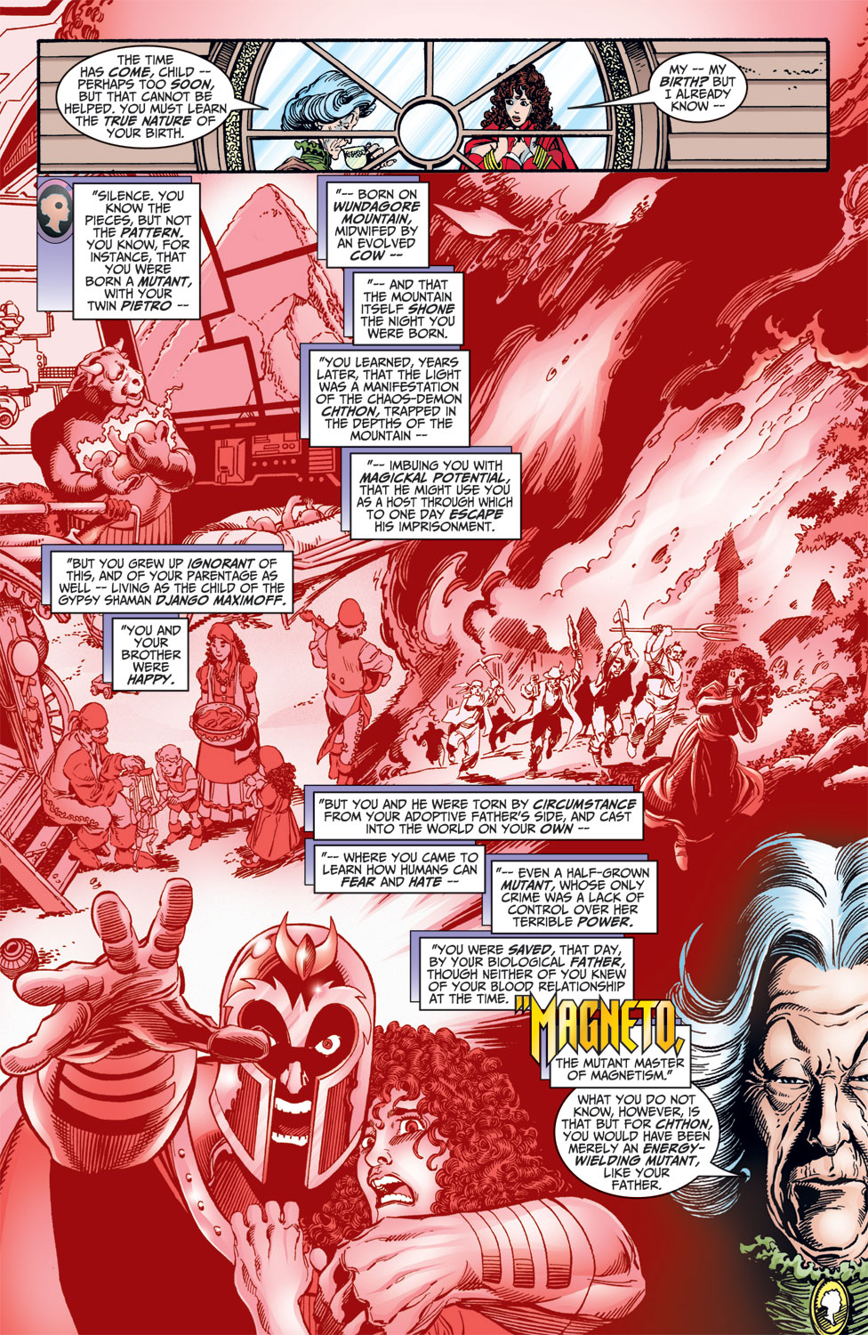 Read online Avengers (1998) comic -  Issue #10 - 13