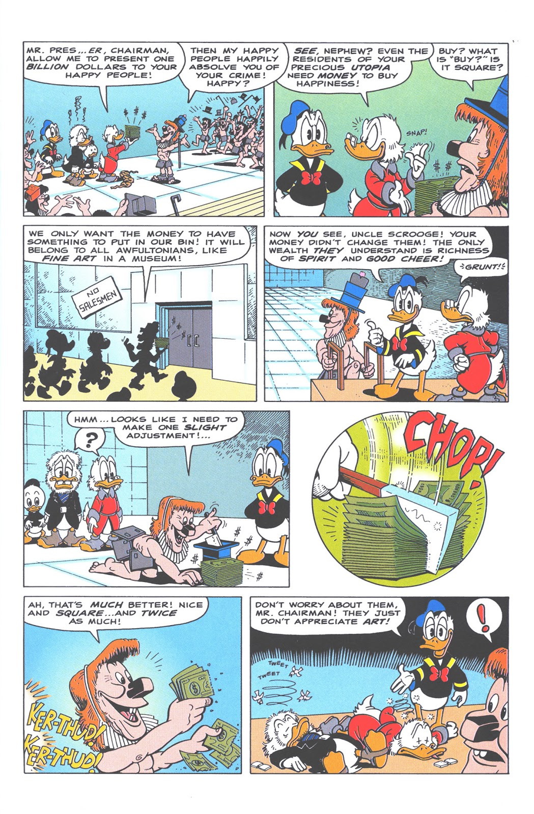 Uncle Scrooge (1953) Issue #362 #362 - English 29
