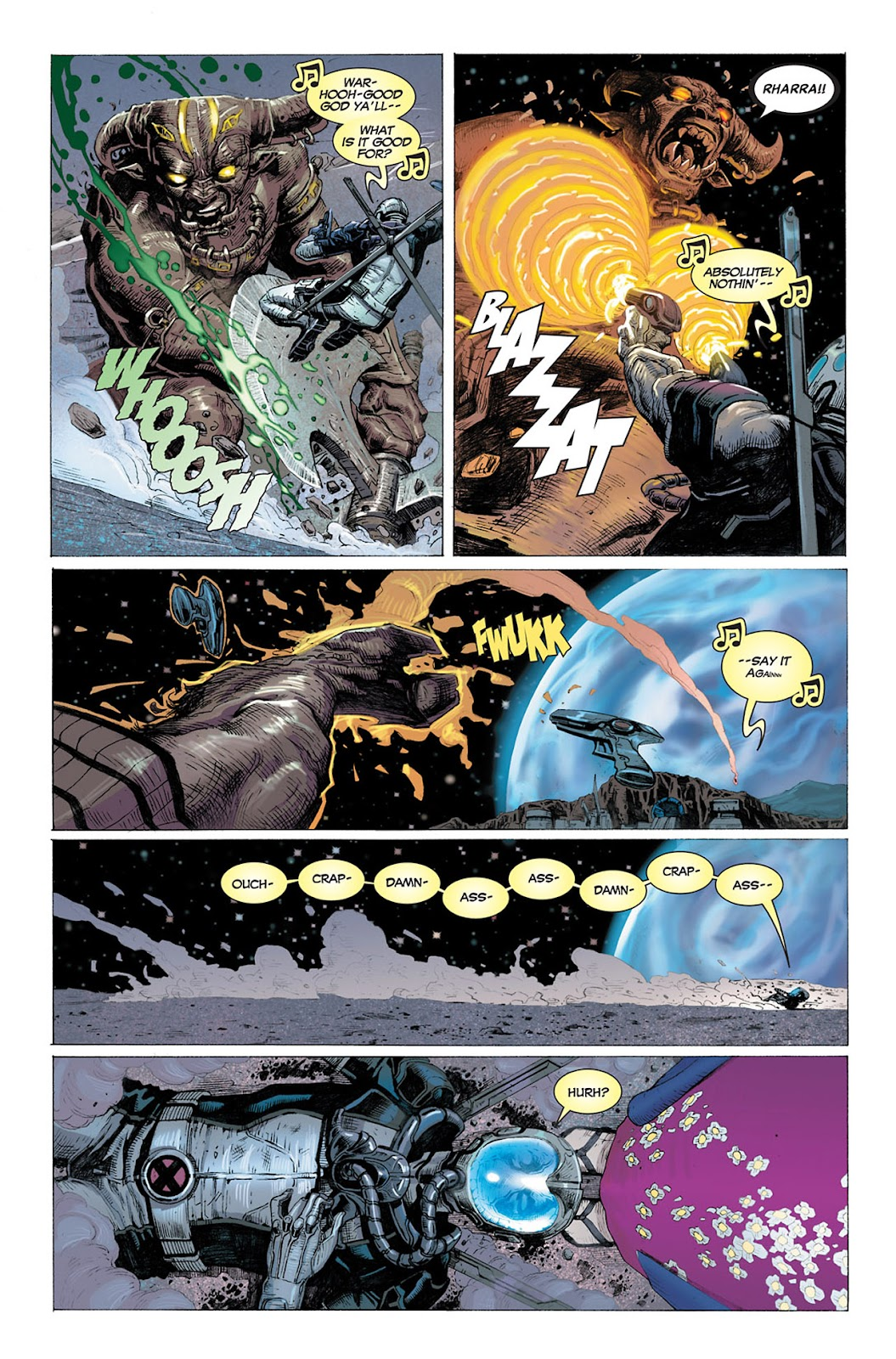 Uncanny X-Force (2010) Issue #2 #2 - English 20