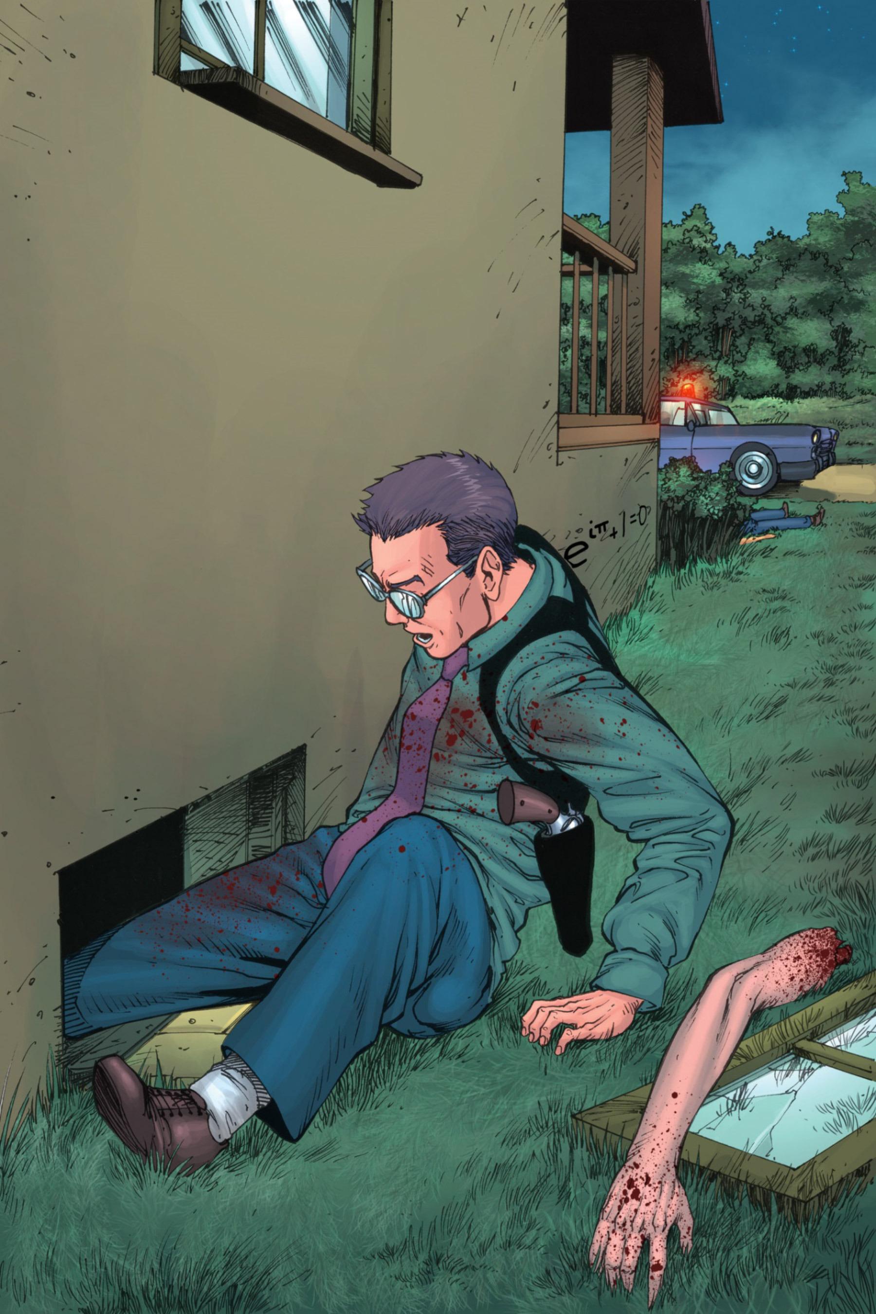 Read online Z-Men comic -  Issue #3 - 129