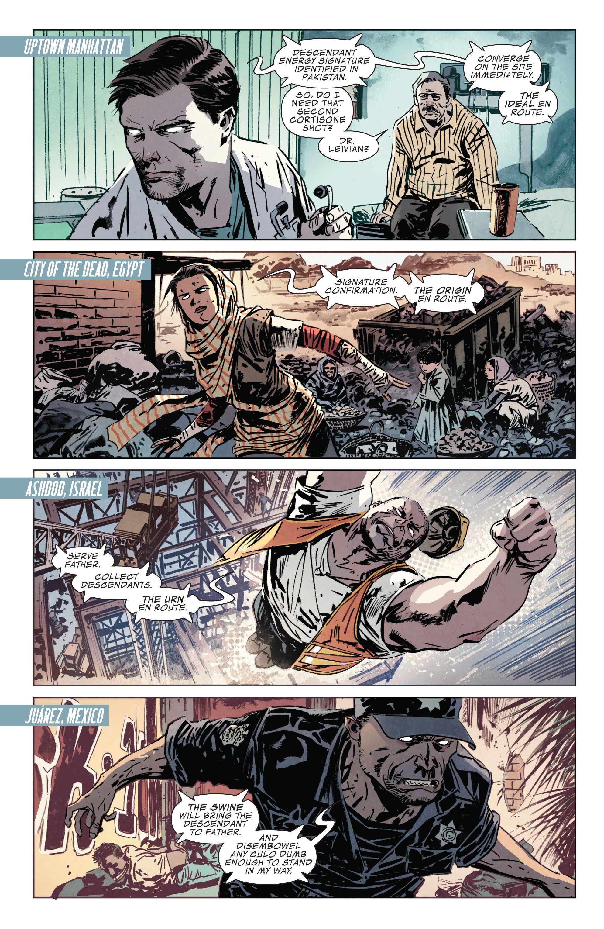 Read online Secret Avengers (2010) comic -  Issue #22 - 6