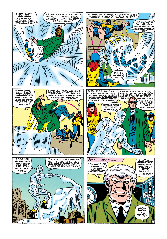 Uncanny X-Men (1963) 11 Page 7