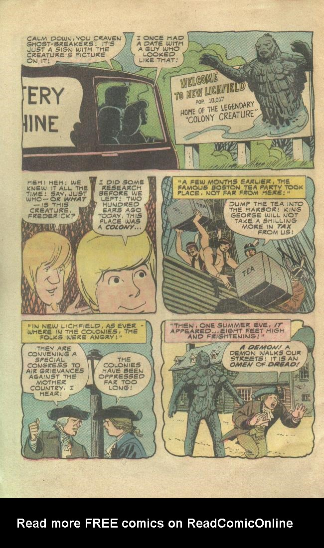 Read online Scooby-Doo... Mystery Comics comic -  Issue #27 - 3