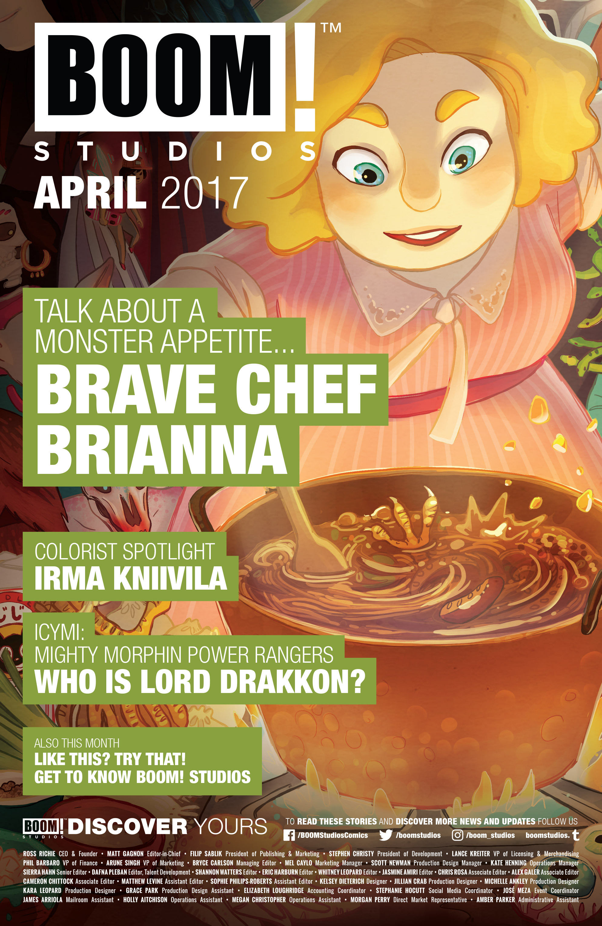 Read online Brave Chef Brianna comic -  Issue #2 - 27