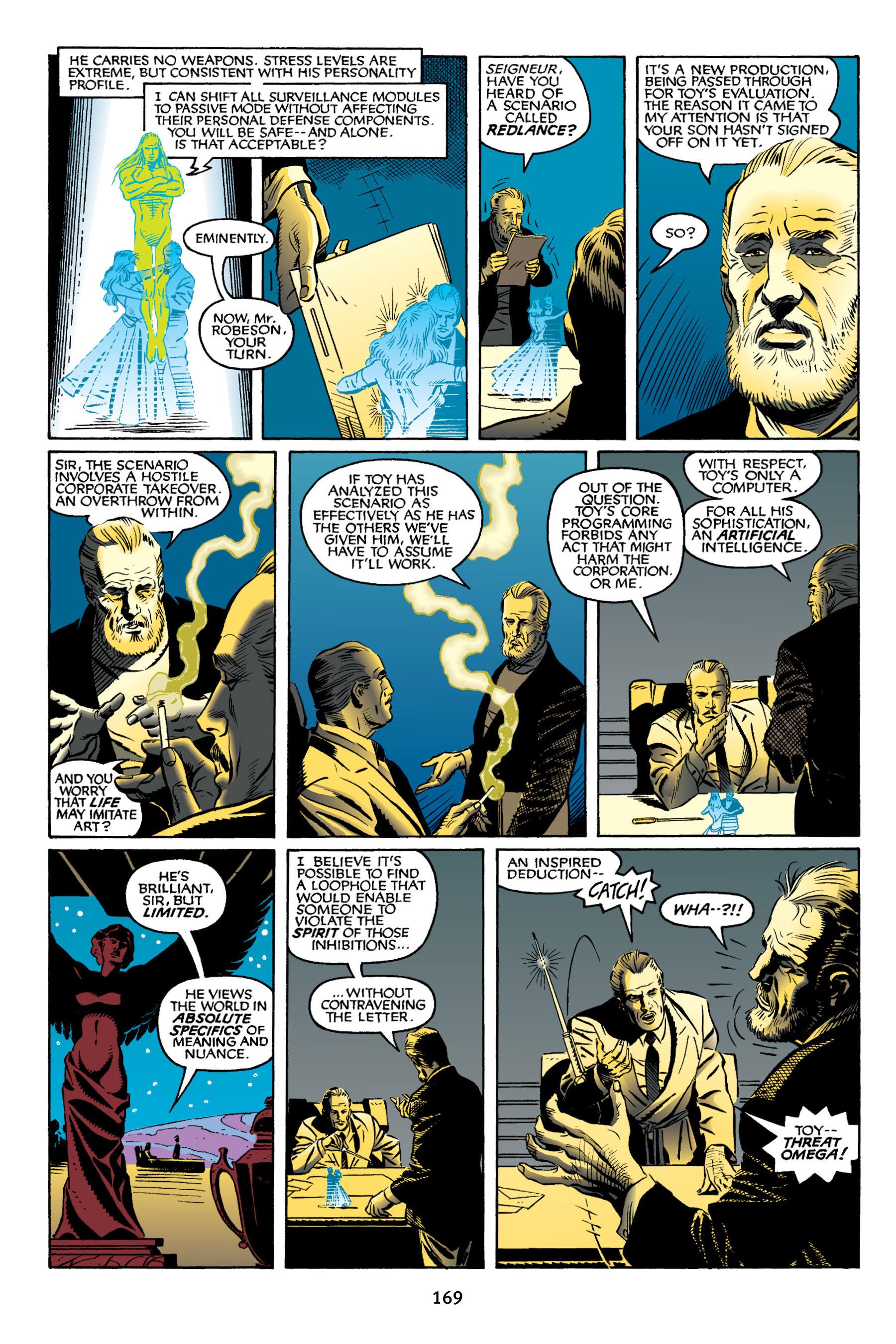 Aliens vs. Predator Omnibus _TPB_2_Part_2 Page 56