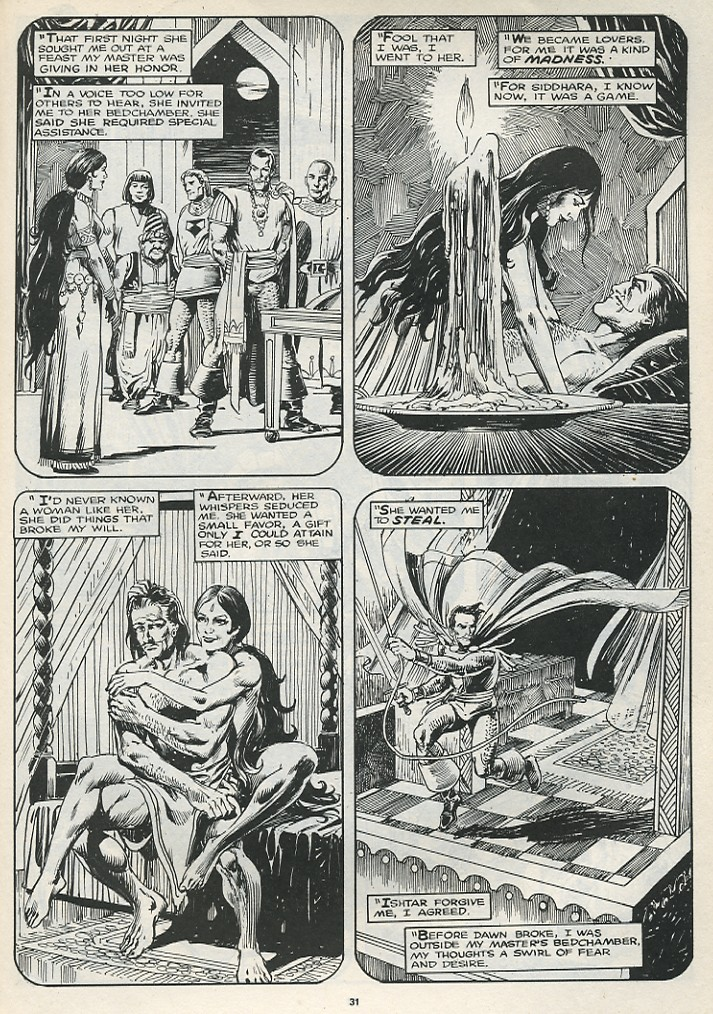 The Savage Sword Of Conan Issue #174 #175 - English 33