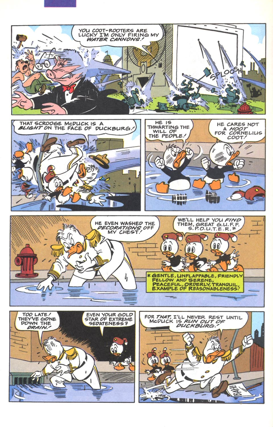 Uncle Scrooge (1953) Issue #287 #287 - English 21