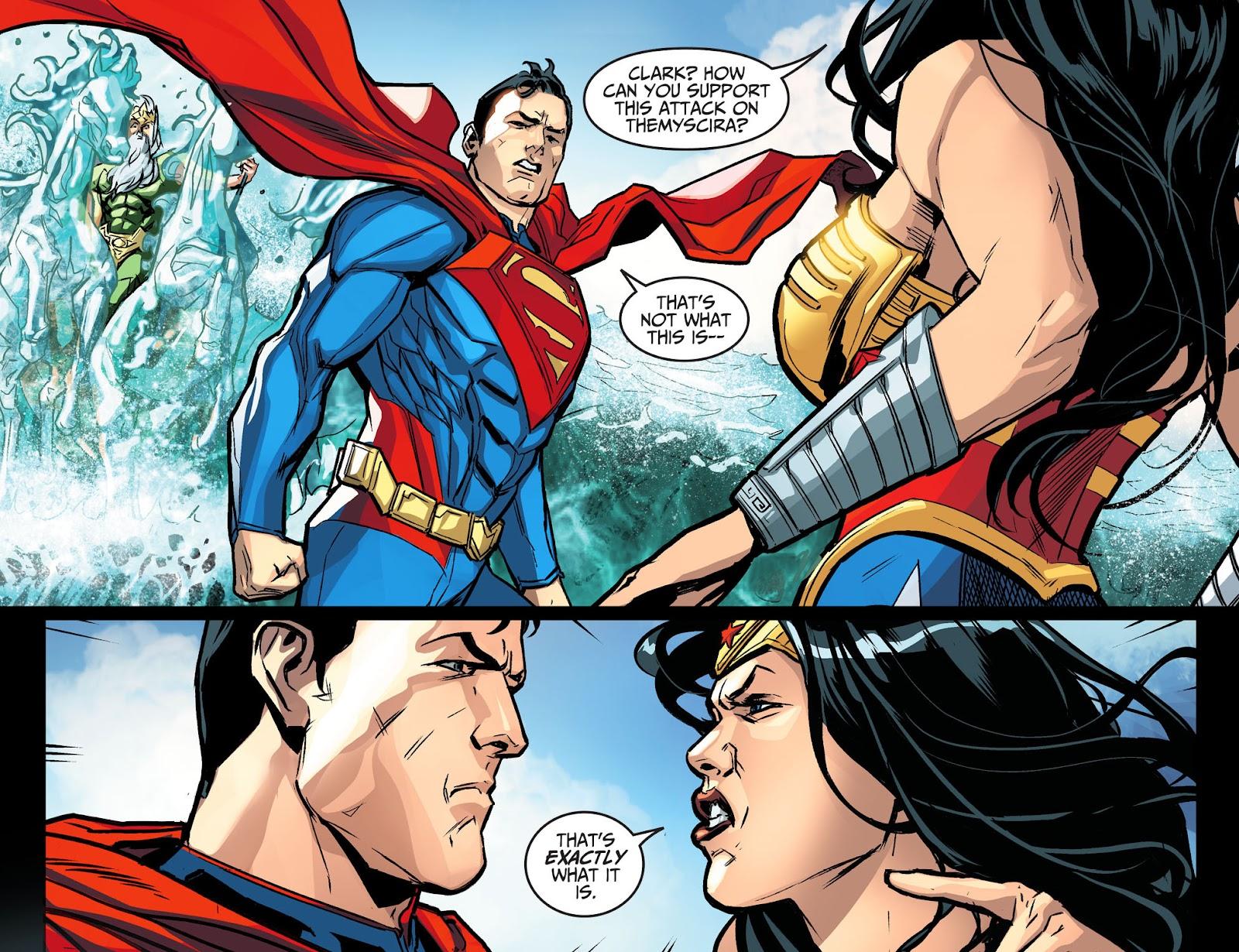 Injustice: Gods Among Us Year Four Issue #17 #18 - English 18