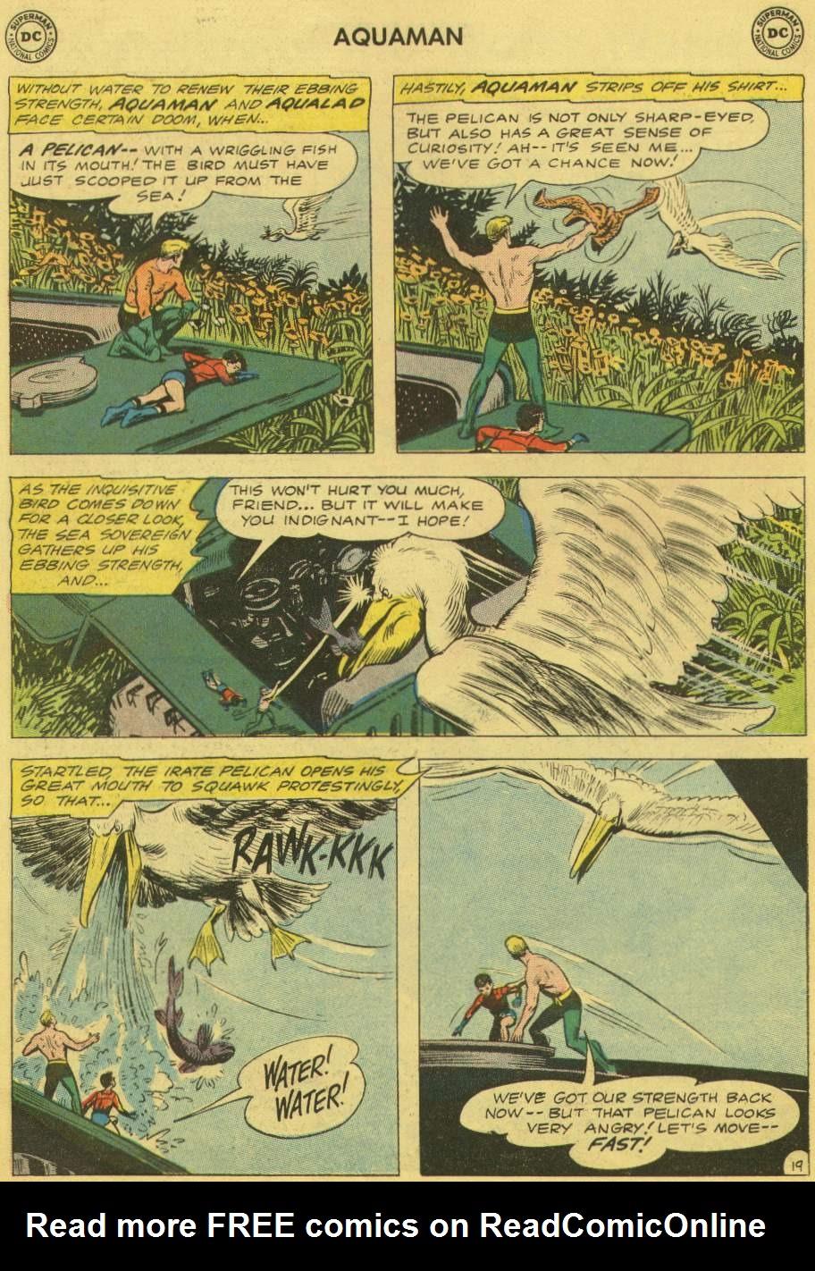 Read online Aquaman (1962) comic -  Issue #1 - 26