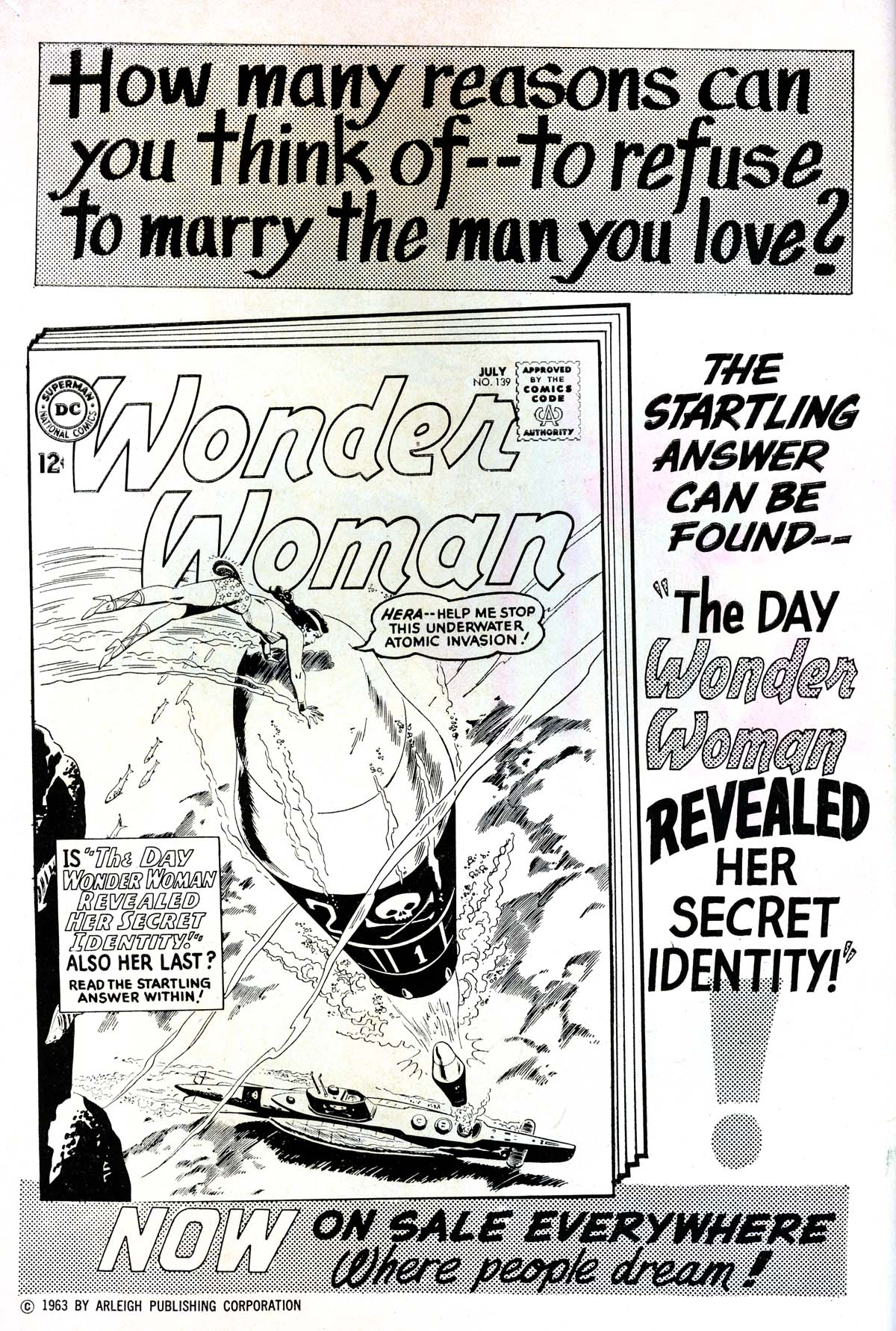 Read online Secret Hearts comic -  Issue #89 - 2