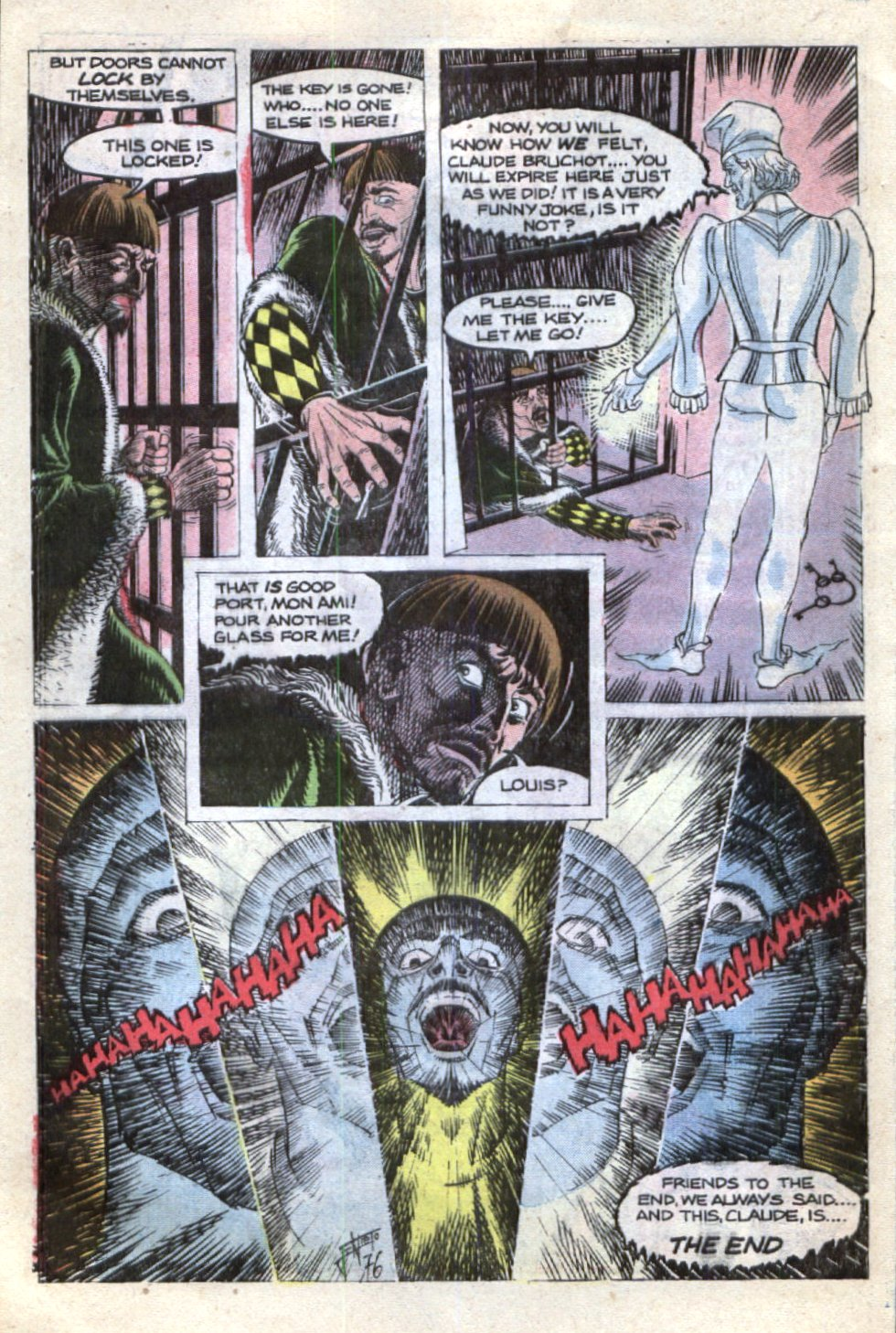 Read online Scary Tales comic -  Issue #10 - 32