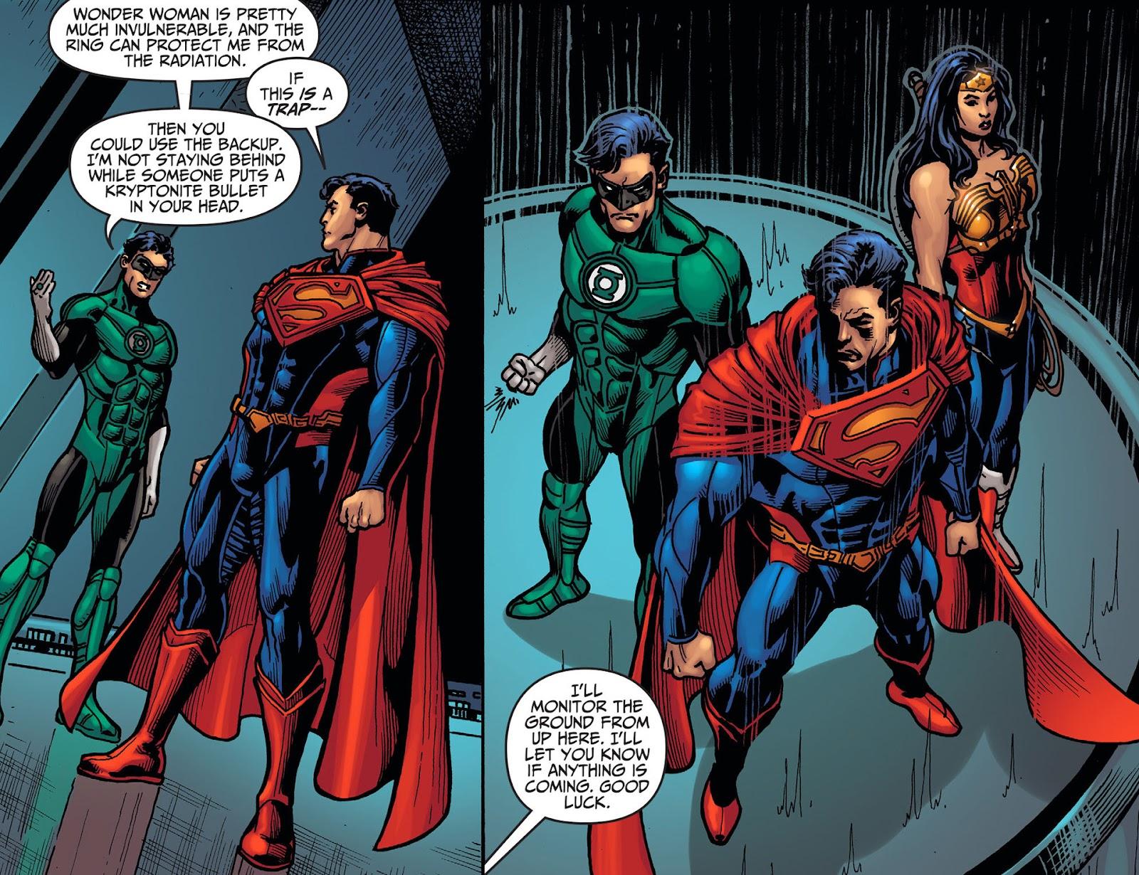 Injustice: Gods Among Us [I] Issue #20 #21 - English 10