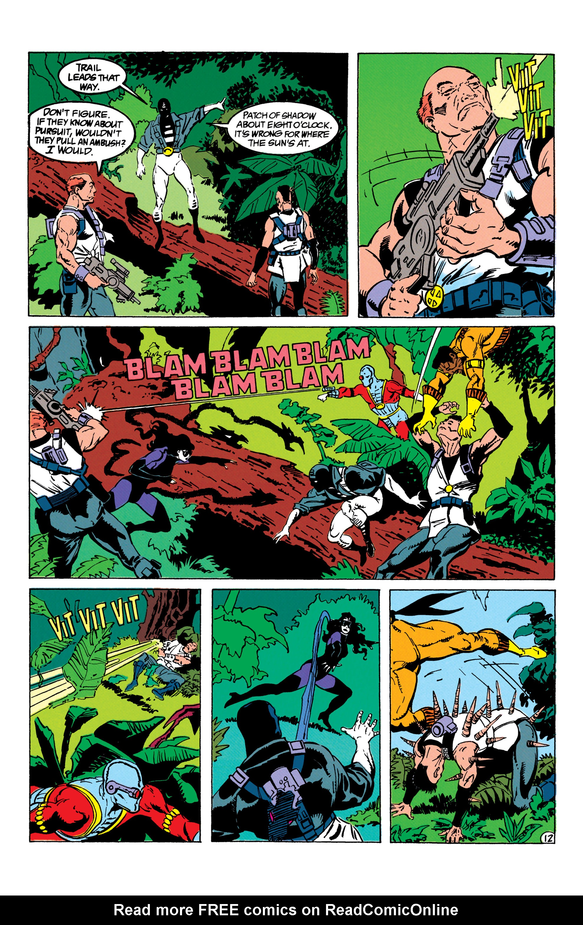 Read online Suicide Squad (1987) comic -  Issue #66 - 13