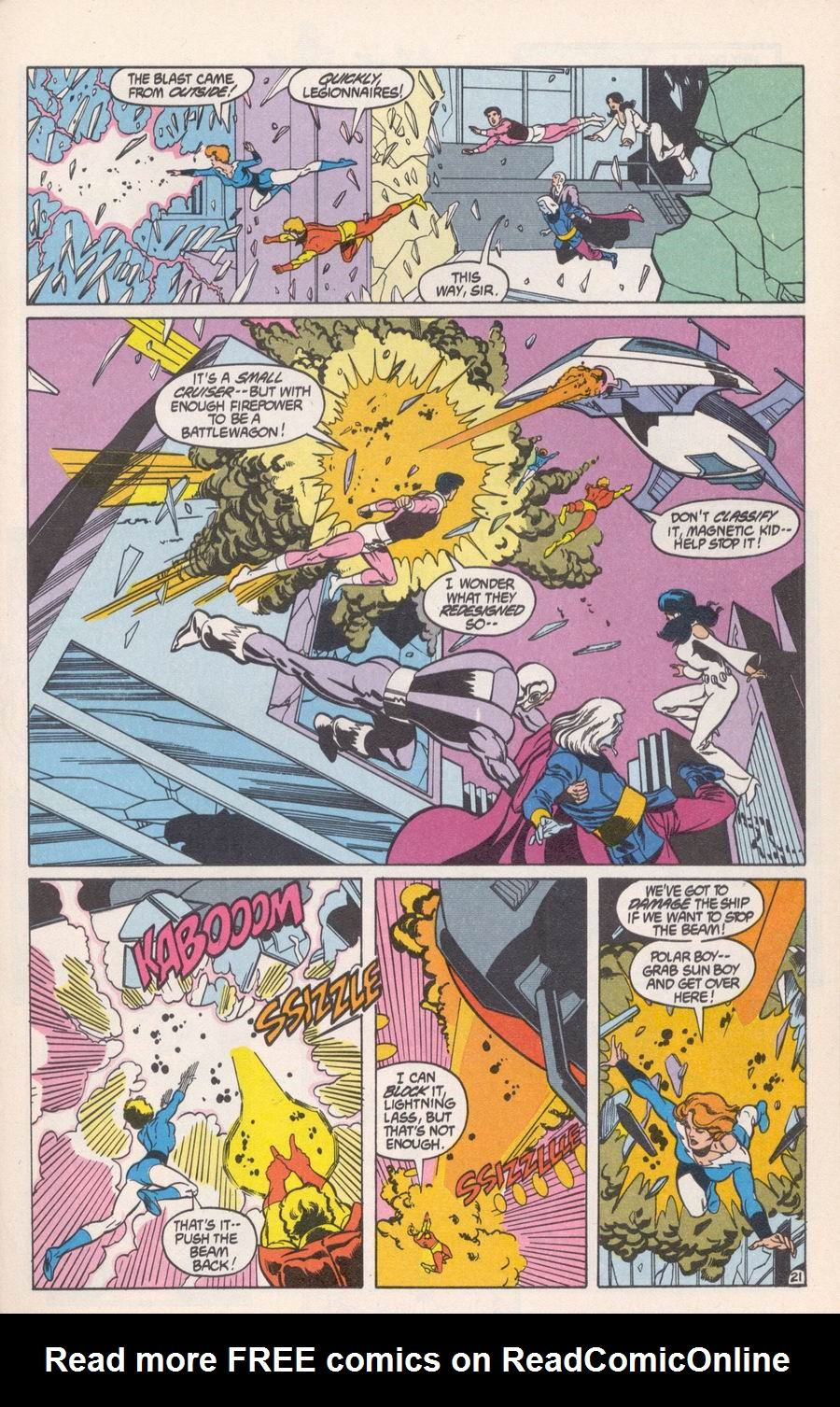 Tales of the Legion Issue #354 #41 - English 22