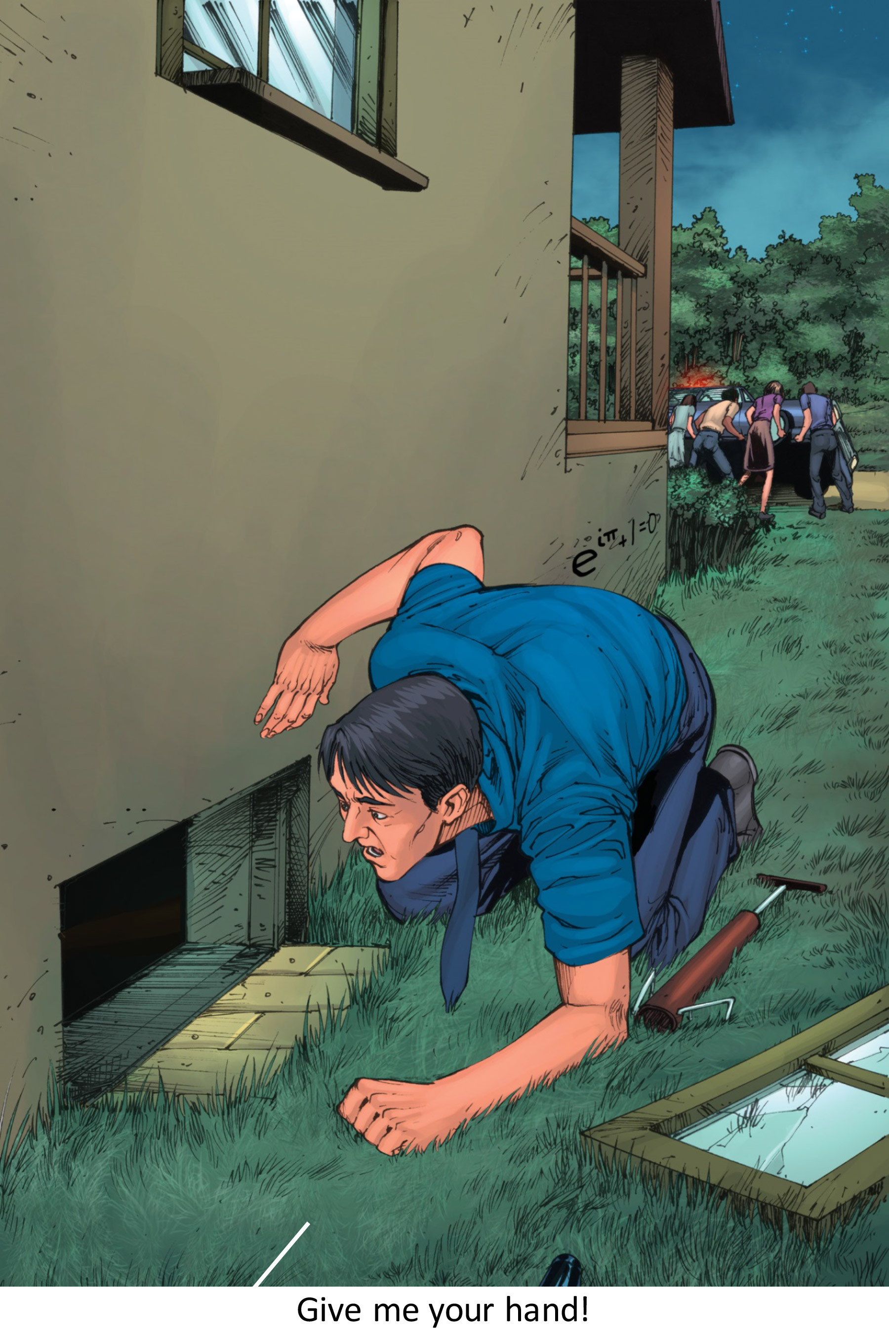 Read online Z-Men comic -  Issue #3 - 118