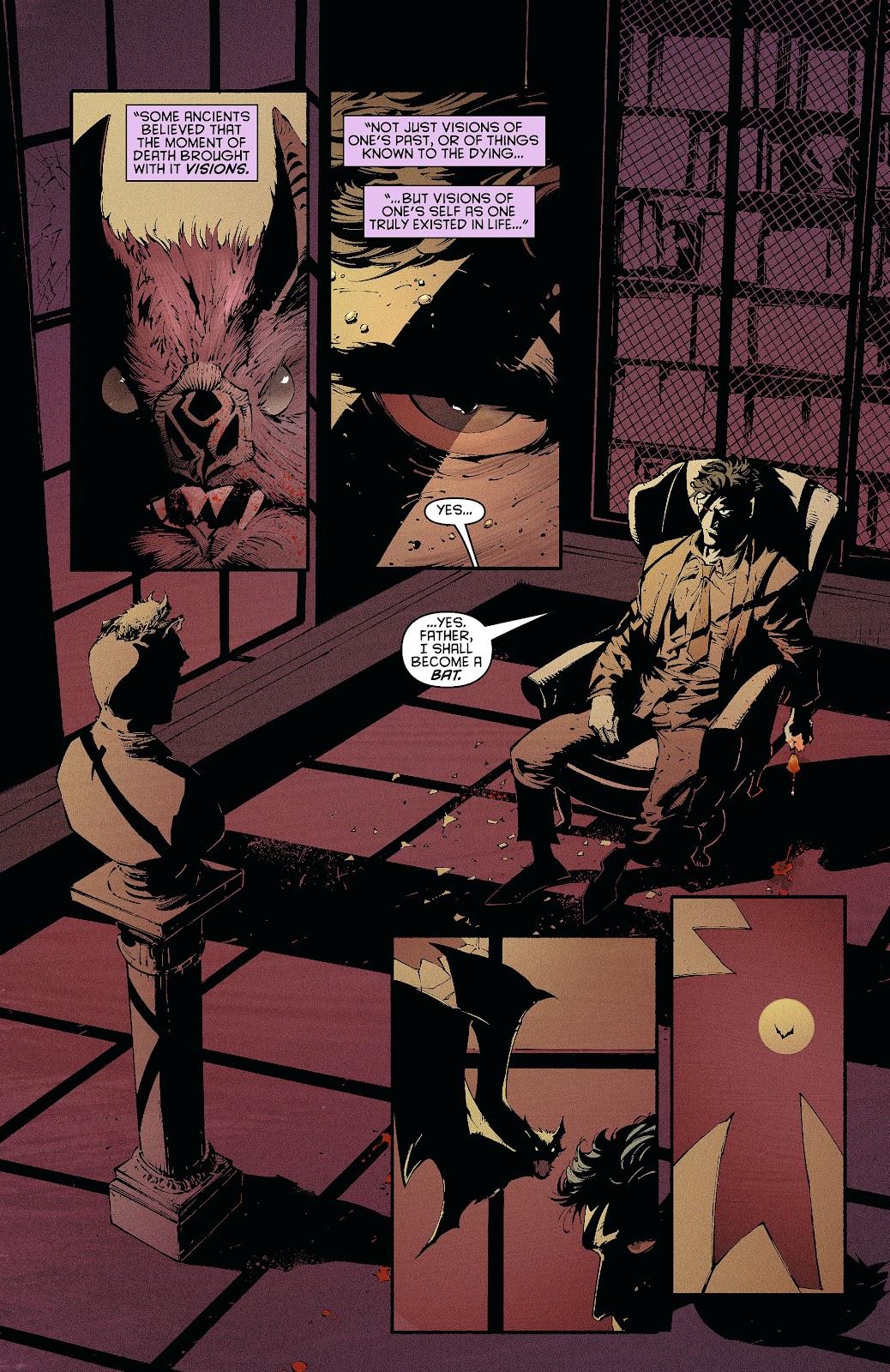 Batman (2011) Issue #7 #22 - English 5