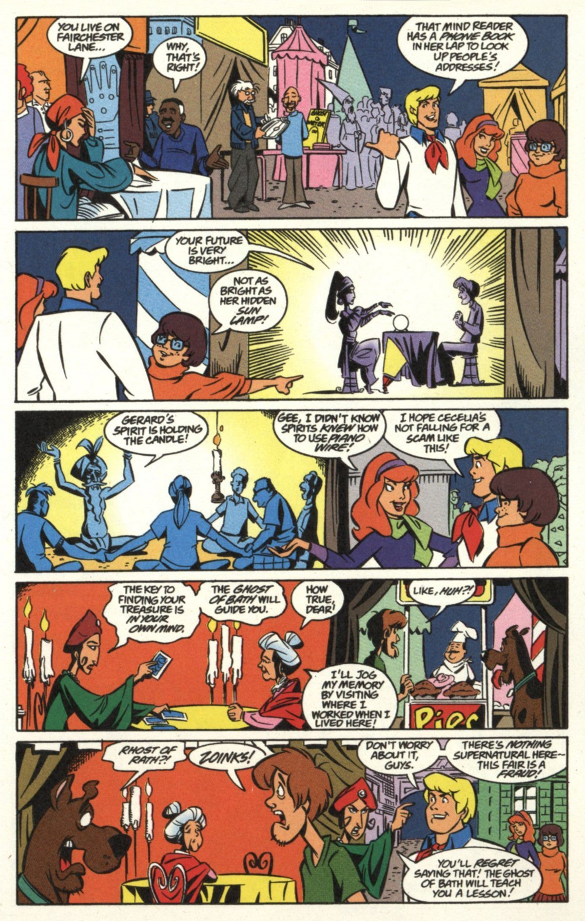 Read online Scooby-Doo (1997) comic -  Issue #19 - 16