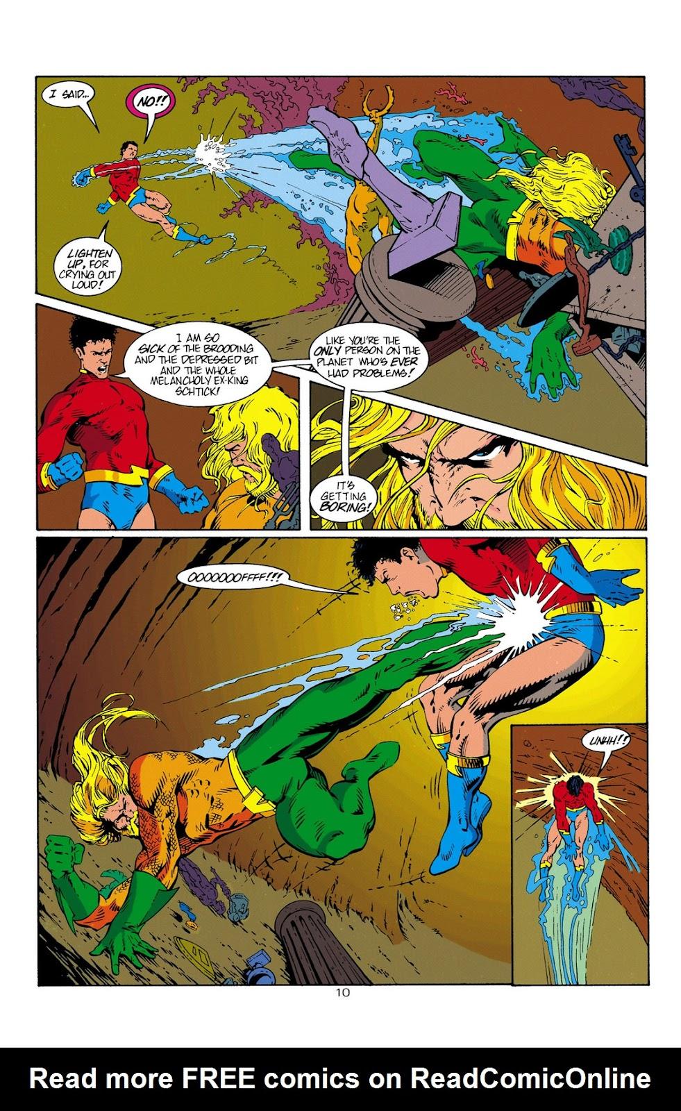 Aquaman (1994) Issue #1 #7 - English 11