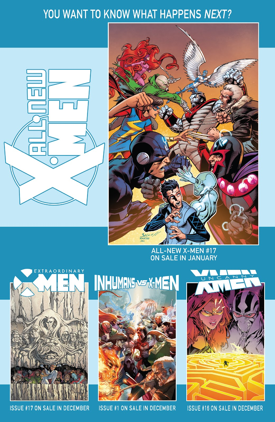 All-New X-Men (2016) Issue #16 #18 - English 23