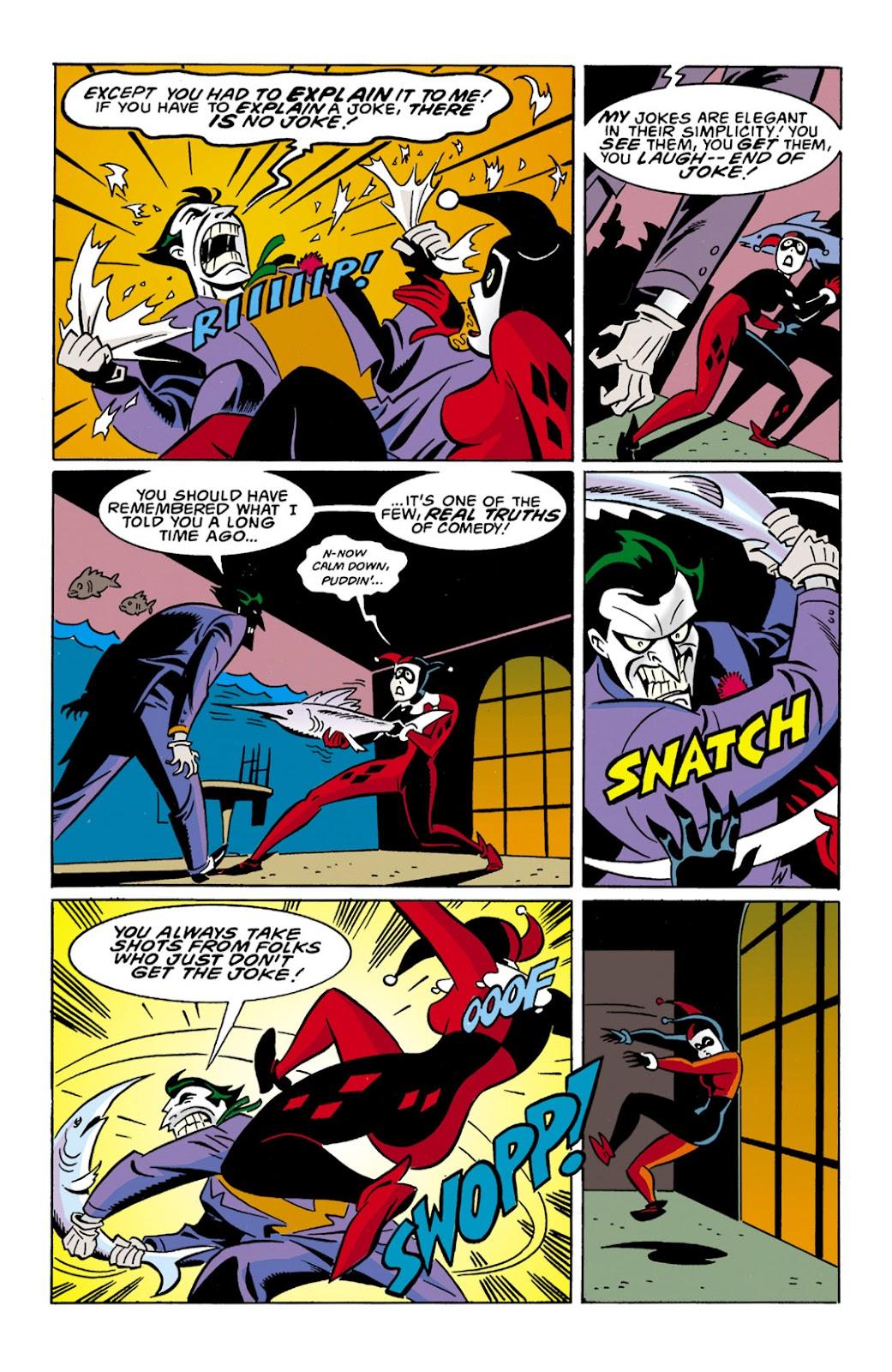 The Batman Adventures: Mad Love Full #1 - English 53