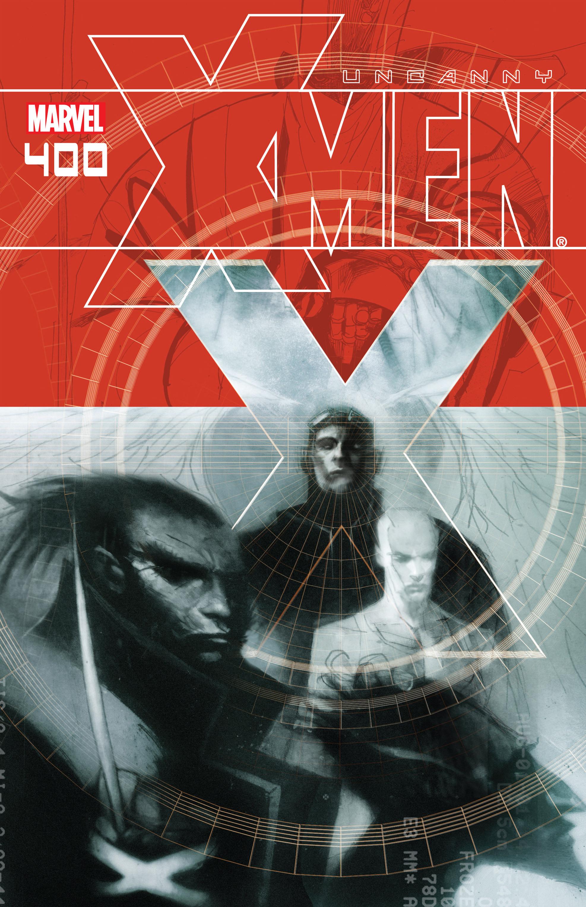 Uncanny X-Men (1963) 400 Page 1