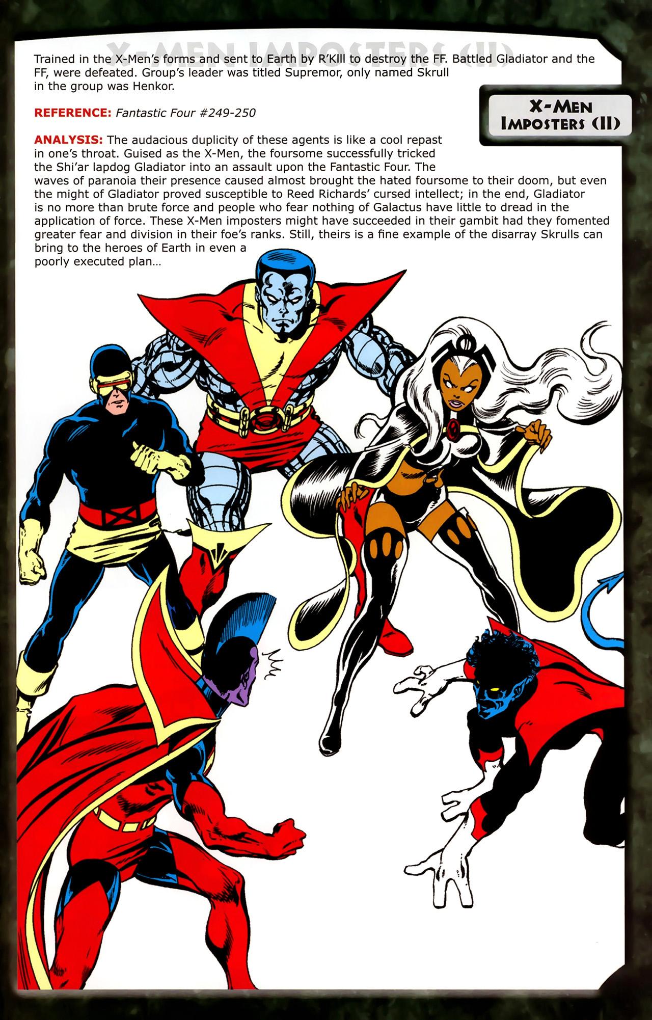 Read online Skrulls! comic -  Issue # Full - 57