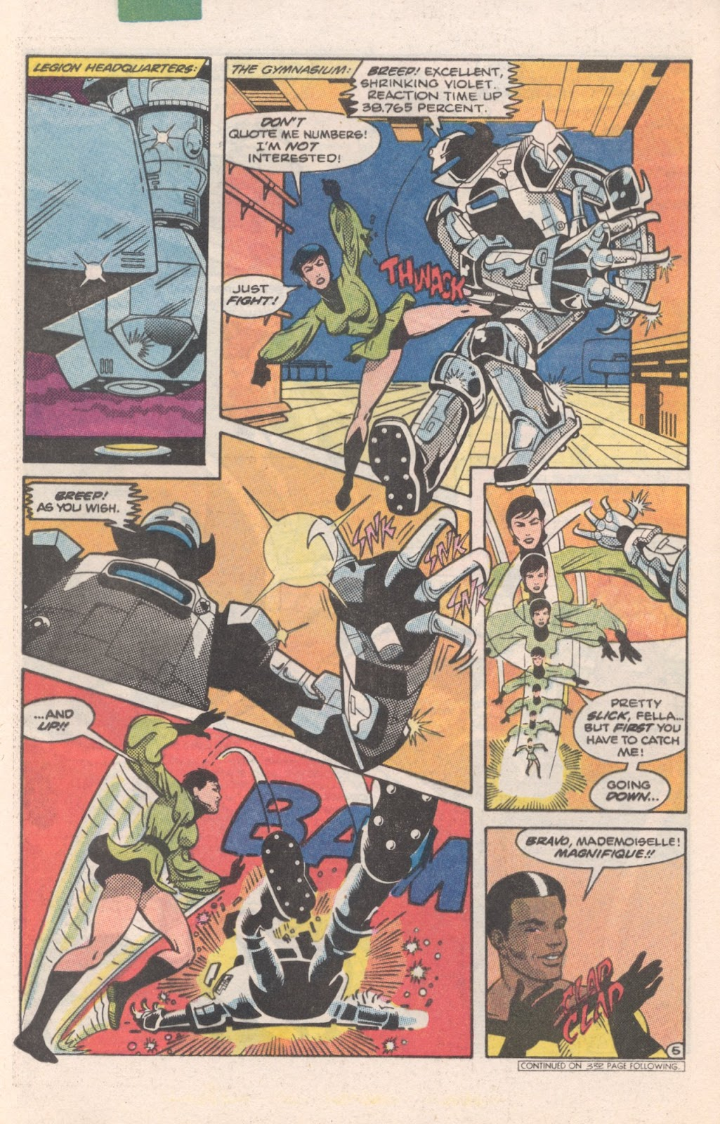 Tales of the Legion Issue #324 #11 - English 22