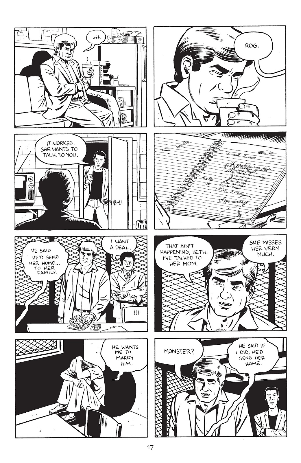 Stray Bullets Issue #29 #29 - English 19