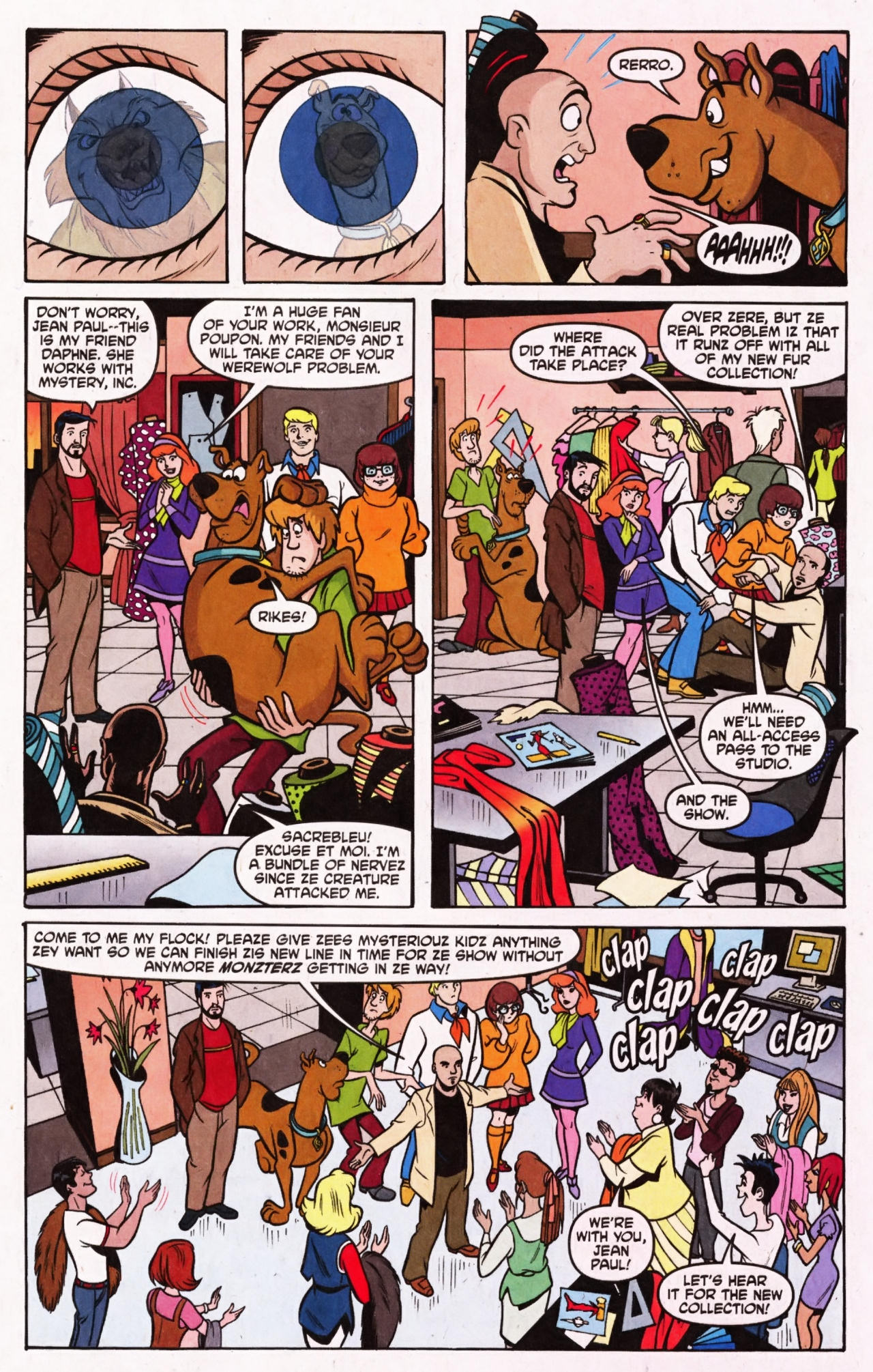 Read online Scooby-Doo (1997) comic -  Issue #134 - 3