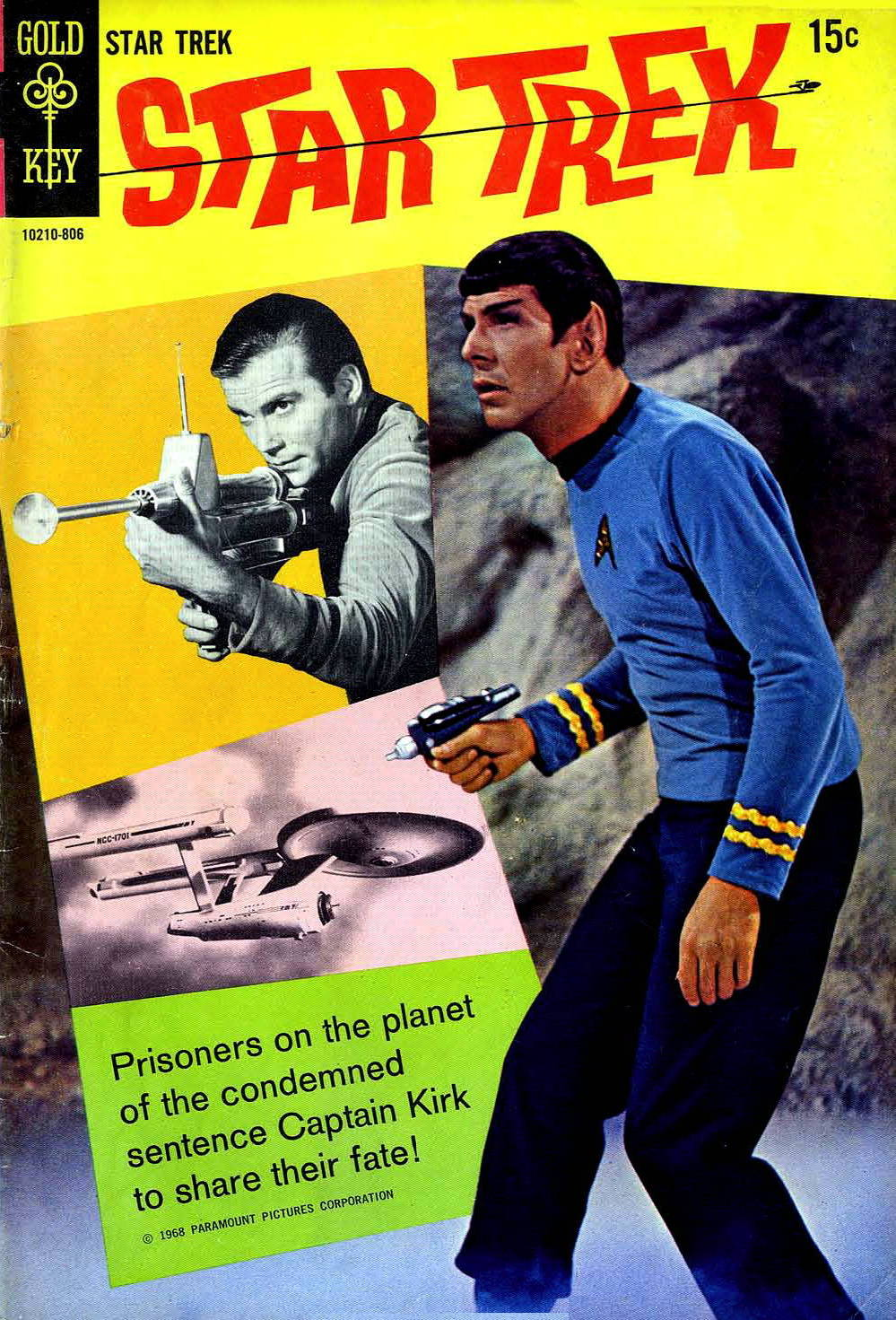 Star Trek (1967) Issue #2 #2 - English 1