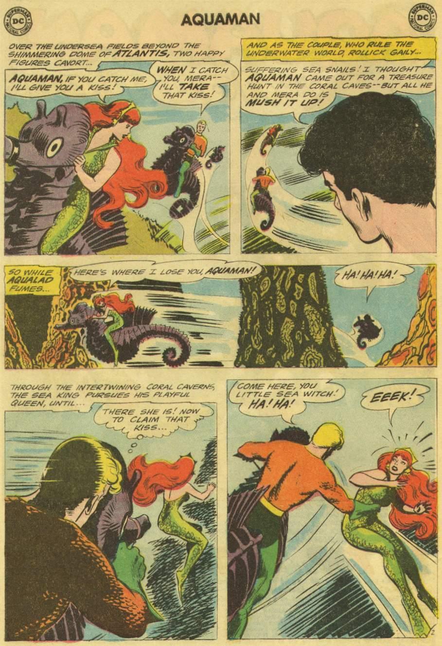 Read online Aquaman (1962) comic -  Issue #22 - 4
