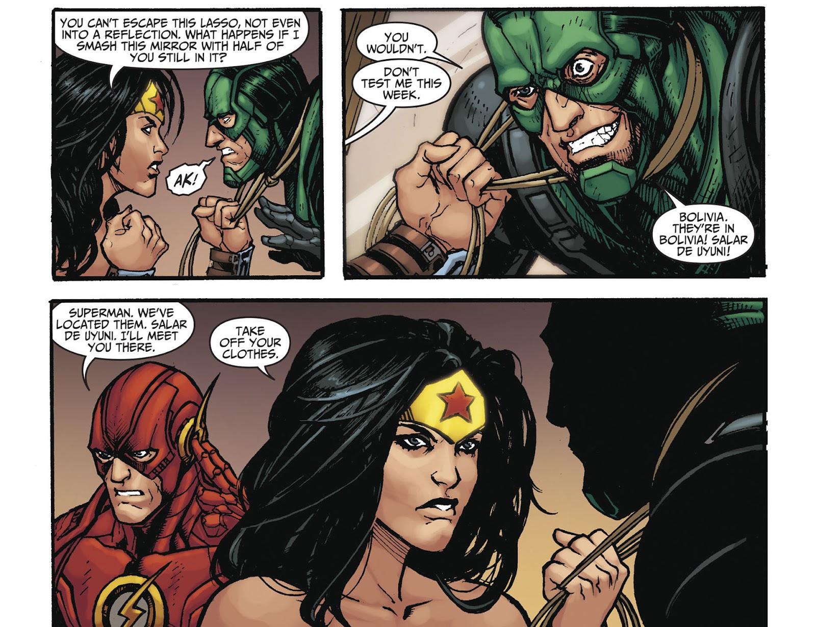 Injustice: Gods Among Us [I] Issue #8 #9 - English 14