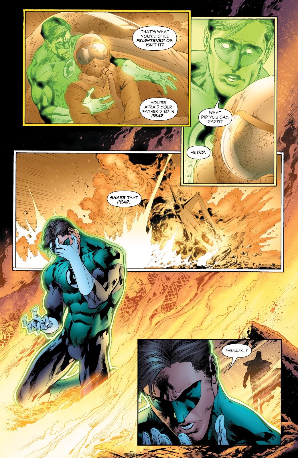 Green Lantern: The Sinestro Corps War Full #1 - English 65