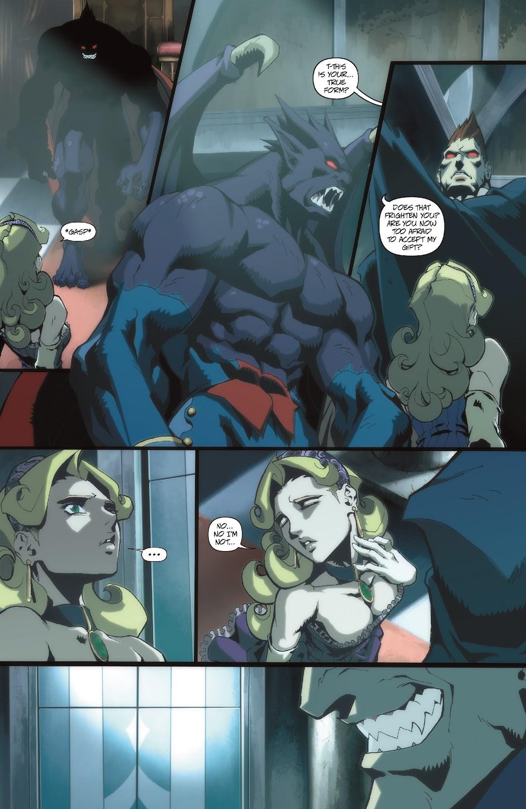 Darkstalkers Issue #3 #4 - English 24