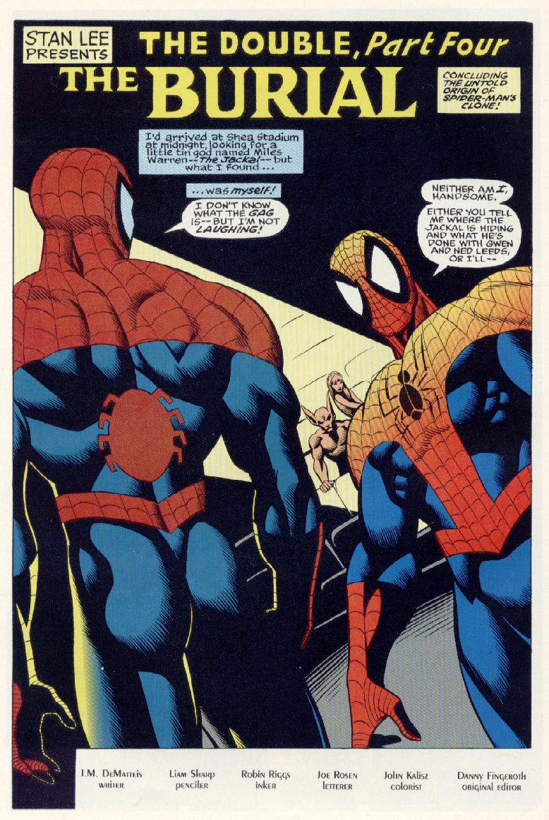 Read online Spider-Man: The Lost Years comic -  Issue #0 - 32