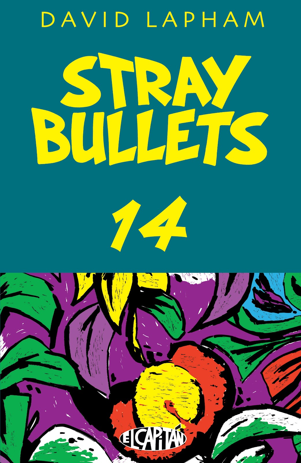 Stray Bullets Issue #14 #14 - English 1