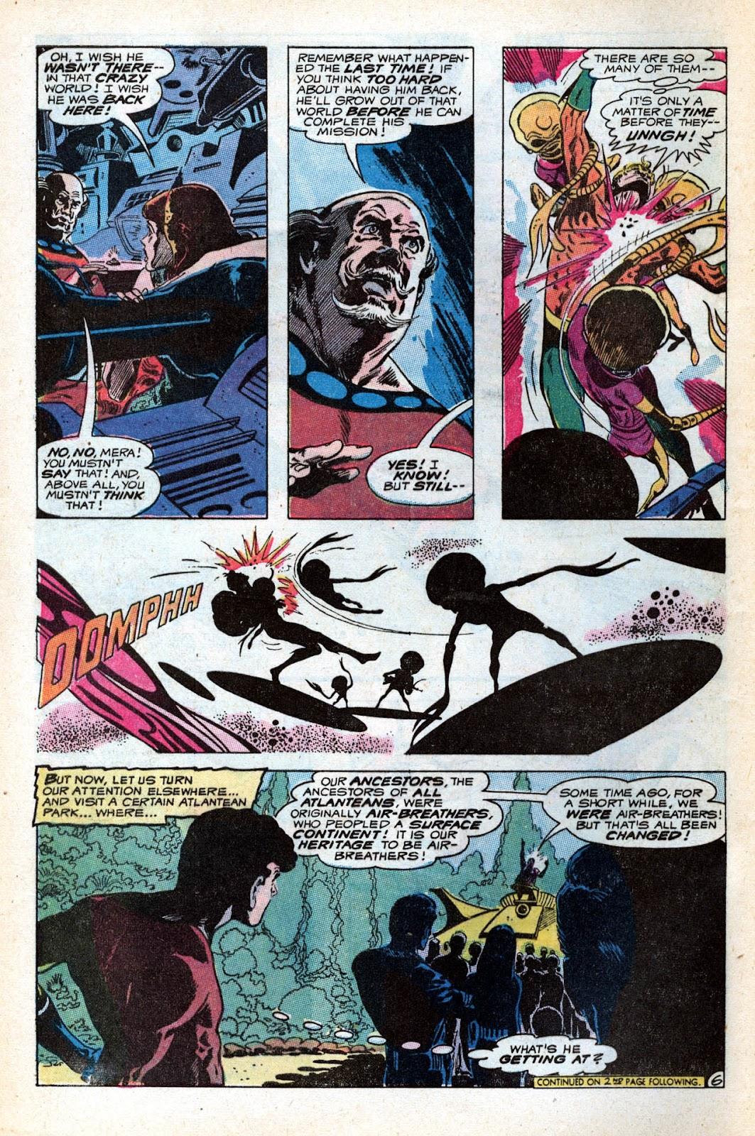 Aquaman (1962) Issue #55 #55 - English 8