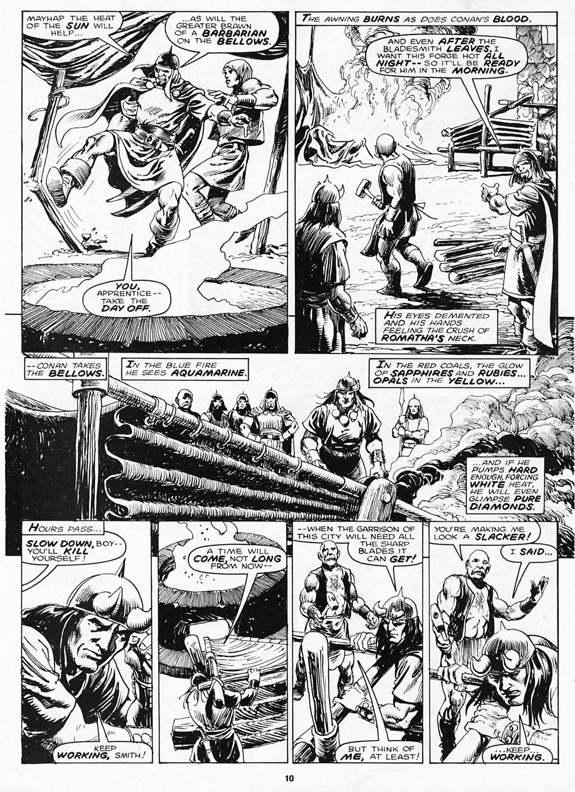 The Savage Sword Of Conan Issue #180 #181 - English 12