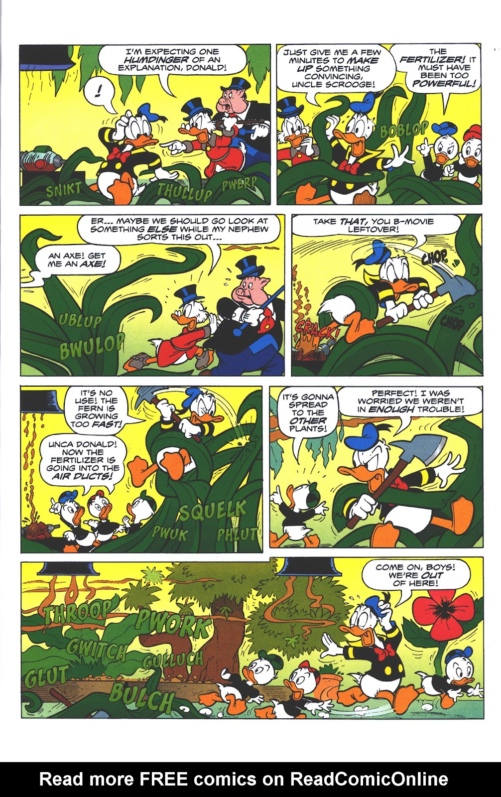 Uncle Scrooge (1953) Issue #359 #359 - English 57