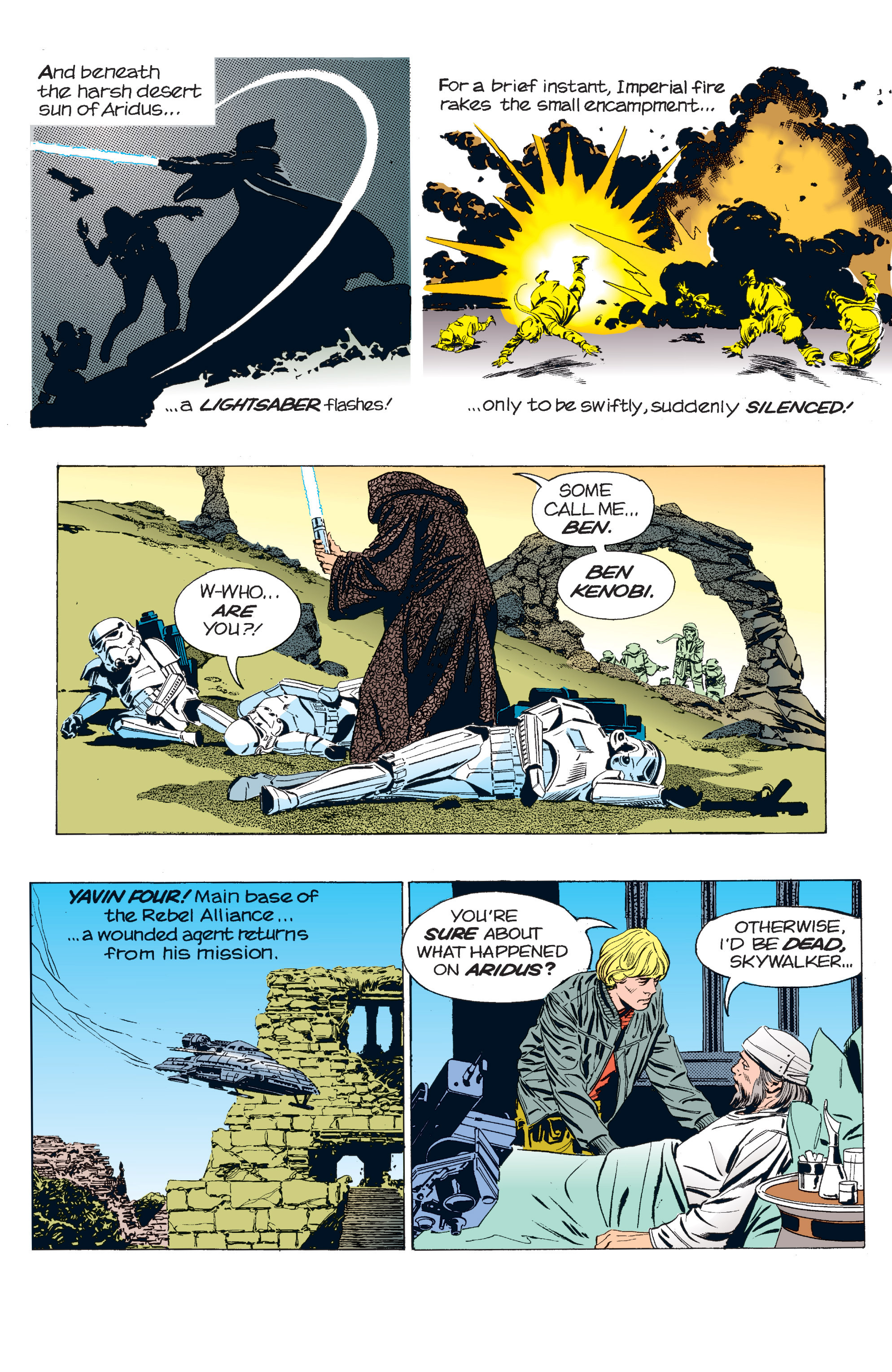 Classic Star Wars #10 #10 - English 8