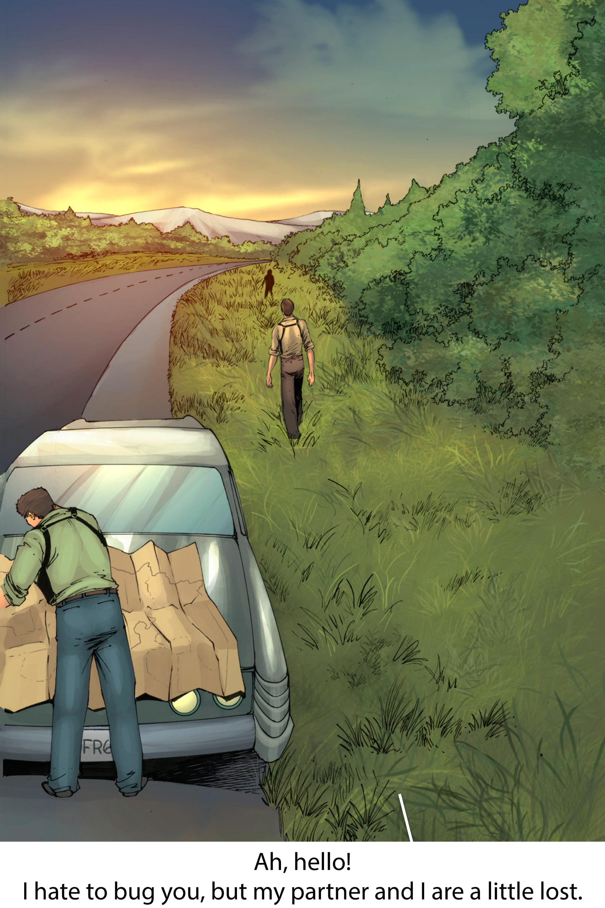 Read online Z-Men comic -  Issue #1 - 147