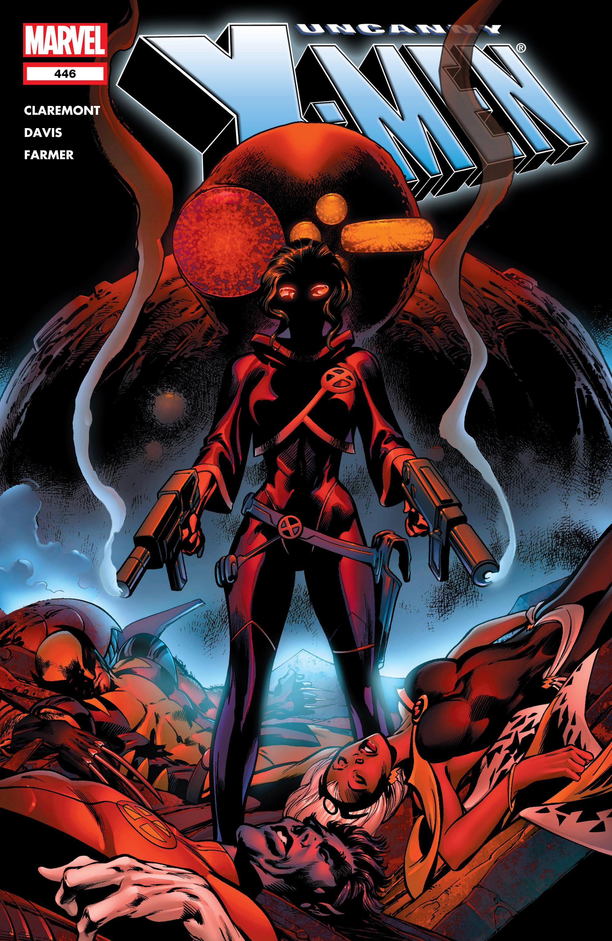 Uncanny X-Men (1963) 446 Page 1