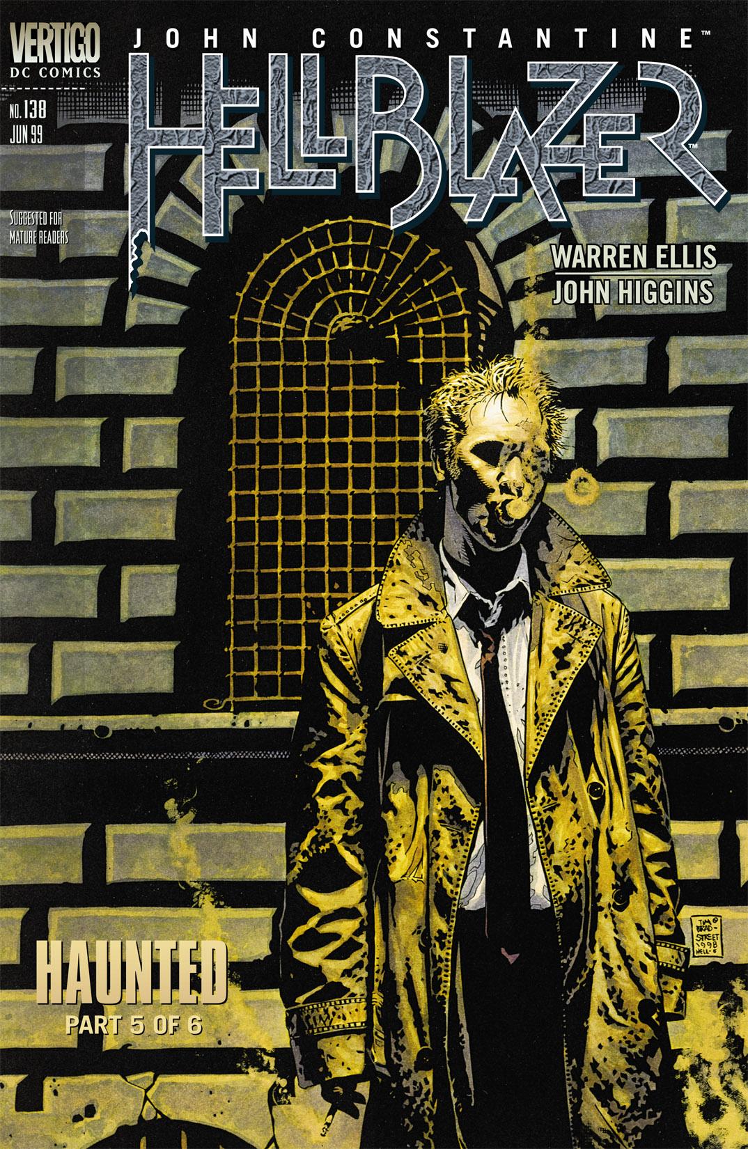 Hellblazer issue 138 - Page 1