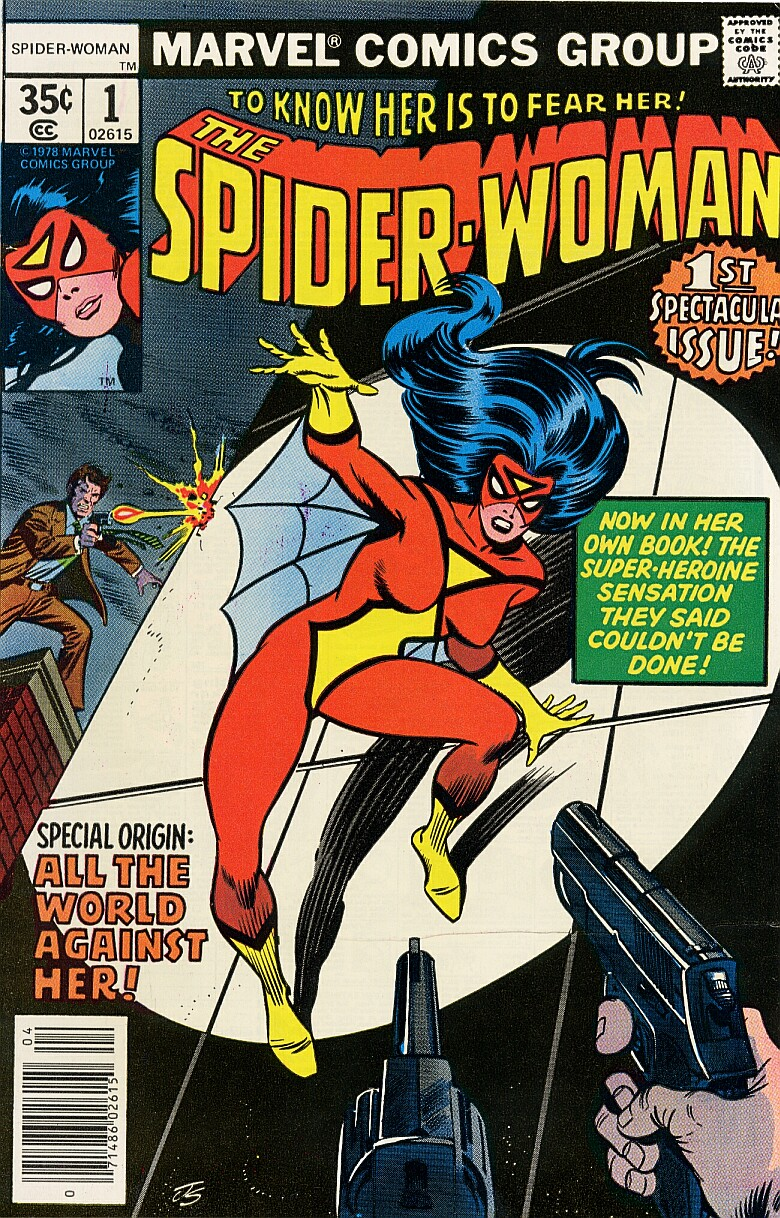 Spider-Woman (1978) #1 #50 - English 1