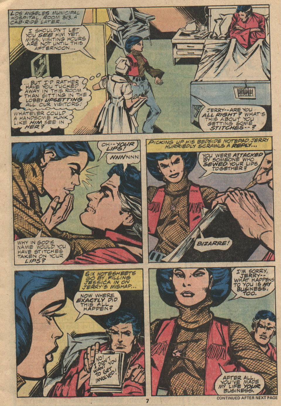 Spider-Woman (1978) Issue #9 #9 - English 7