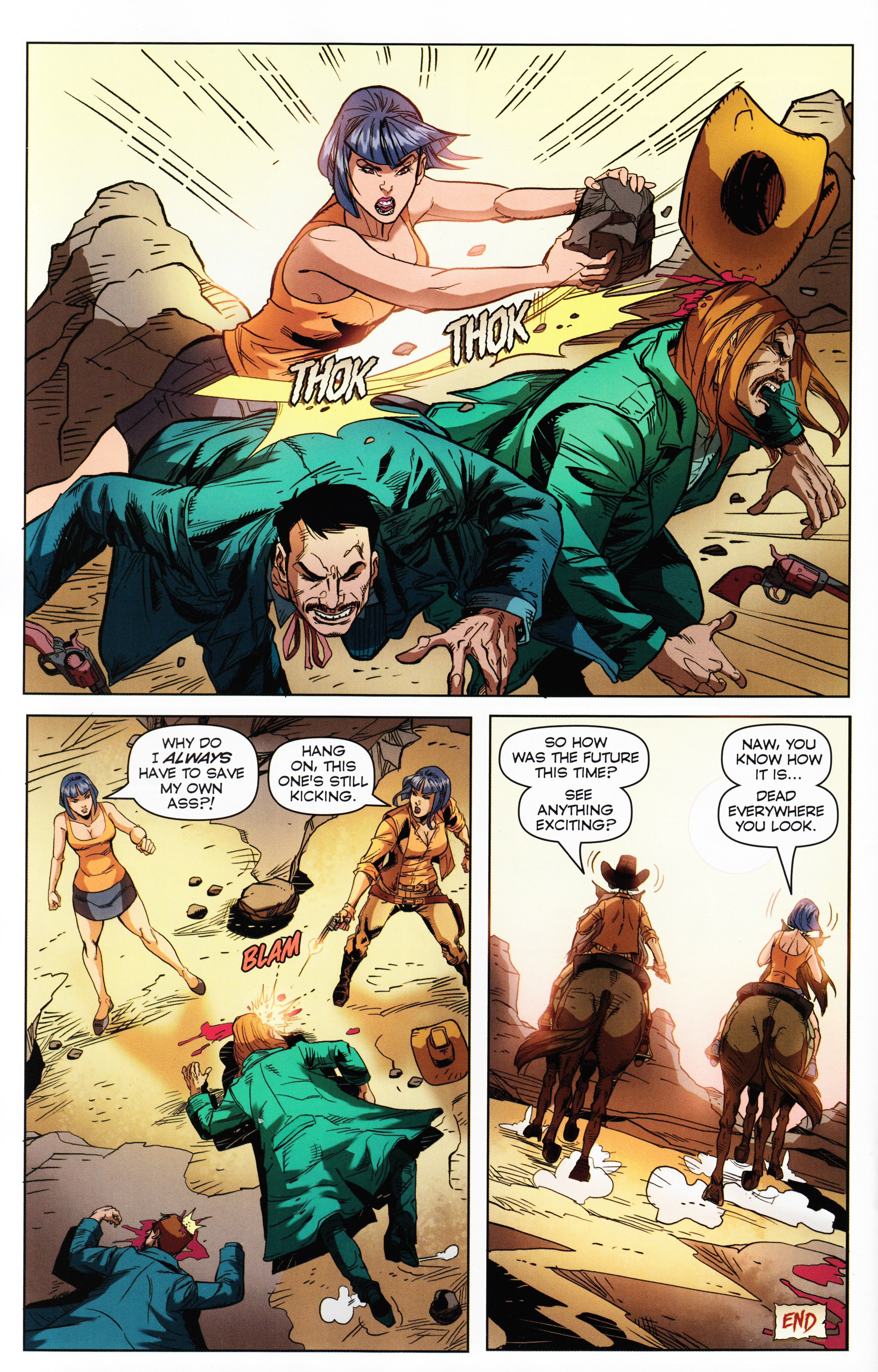 Read online Evil Dead 2: Tales of the Ex-Mortis comic -  Issue #3 - 26